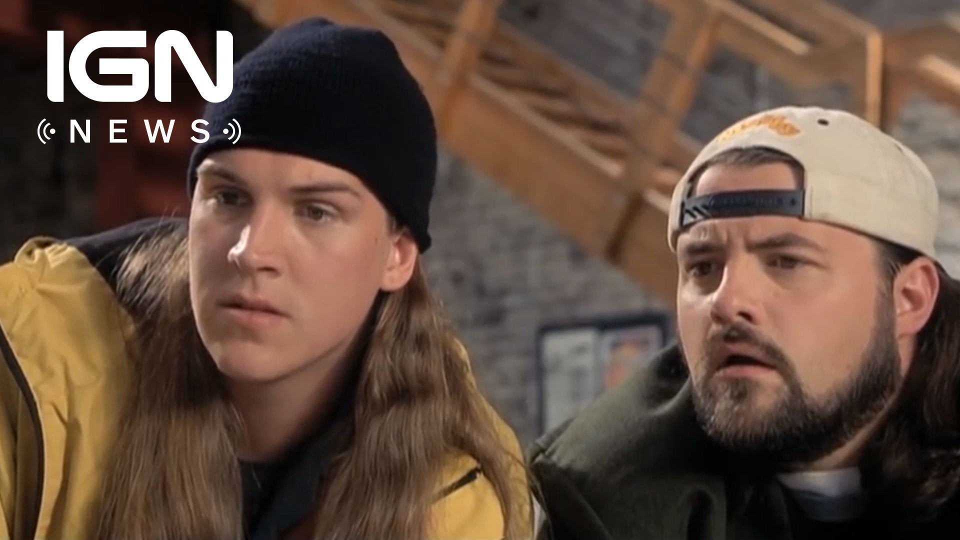 "1920x1080 Jay and Silent Bob Reboot Goes Into ""Pre-pre-production"" - IGN News (Video  movie) 