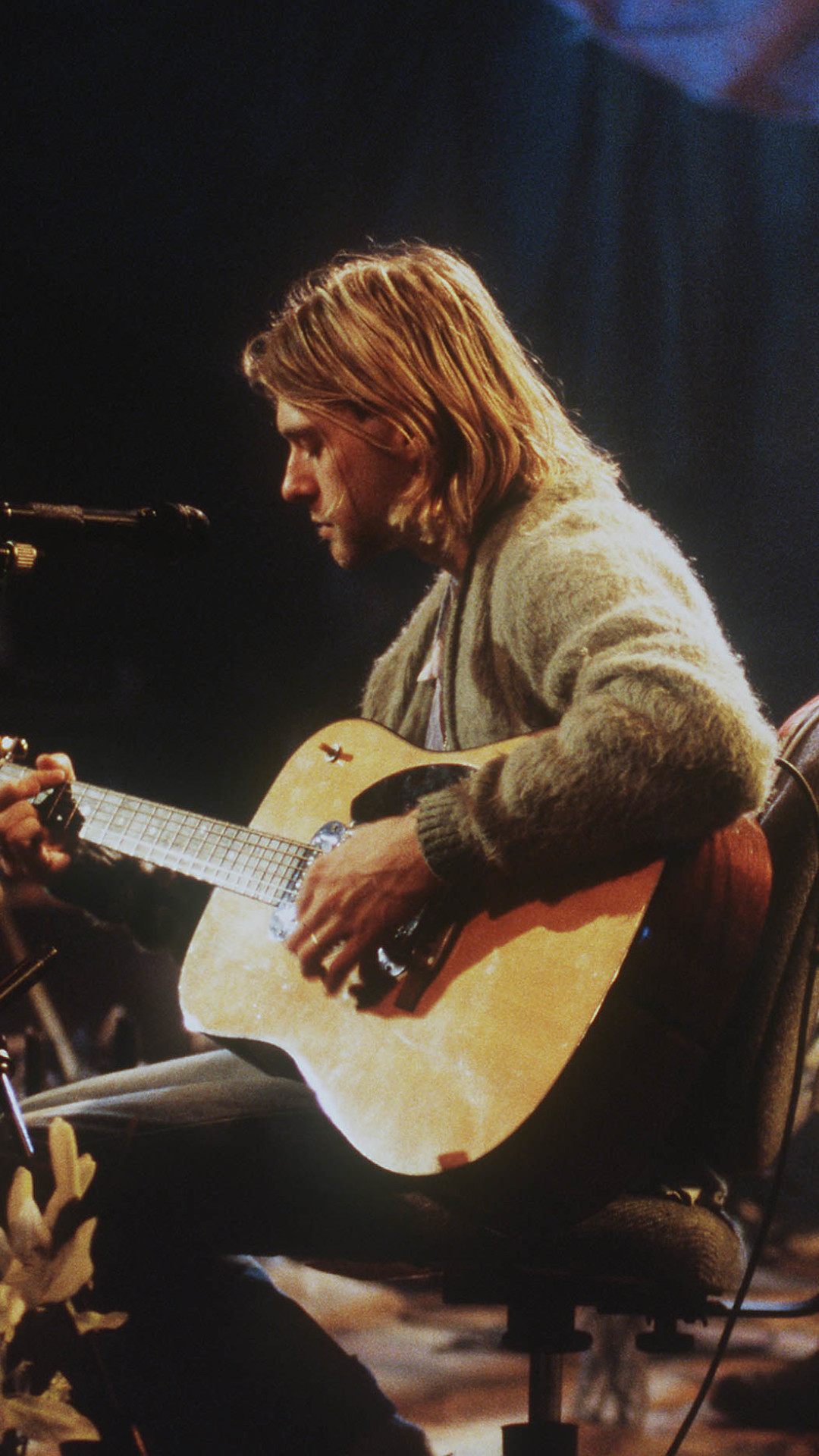Nirvana iphone wallpaper 65 images - Kurt cobain nirvana wallpaper ...
