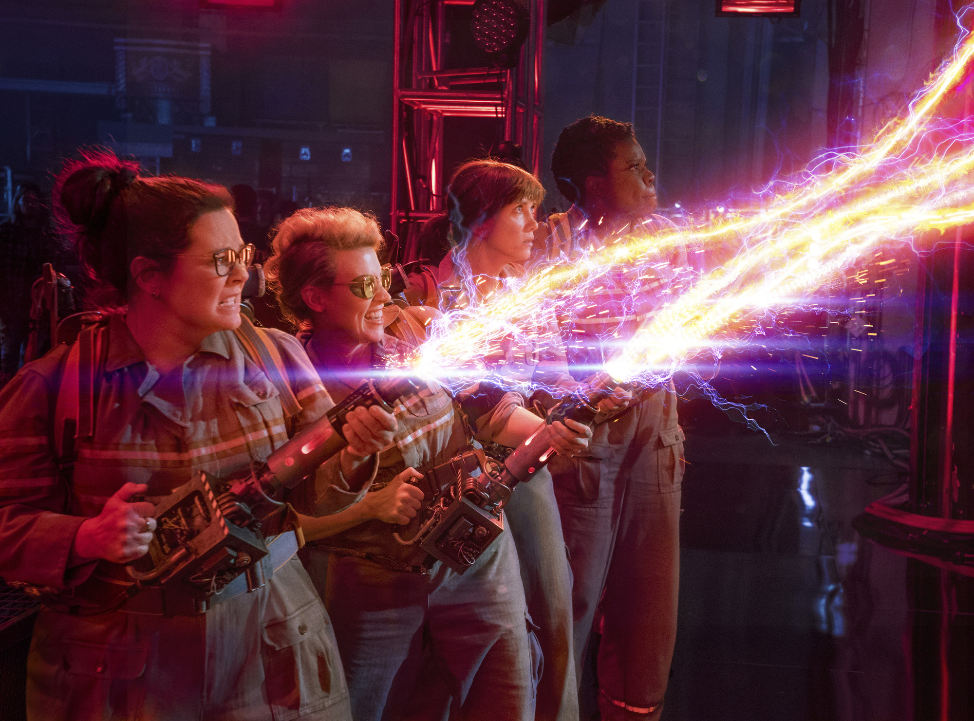 2000x1481 Review: 'Ghostbusters' legacy is in good hands with new all-female cast