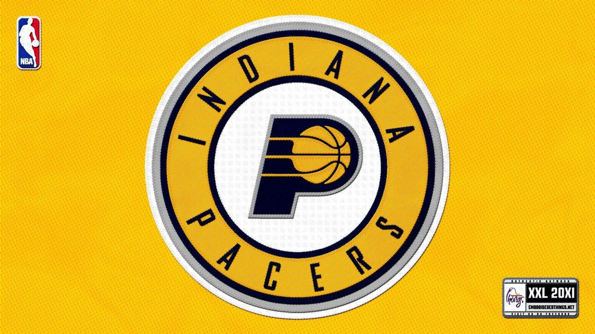 1920x1080 NBA Indiana Pacers Team Logo Yellow wallpaper HD 2016 in .