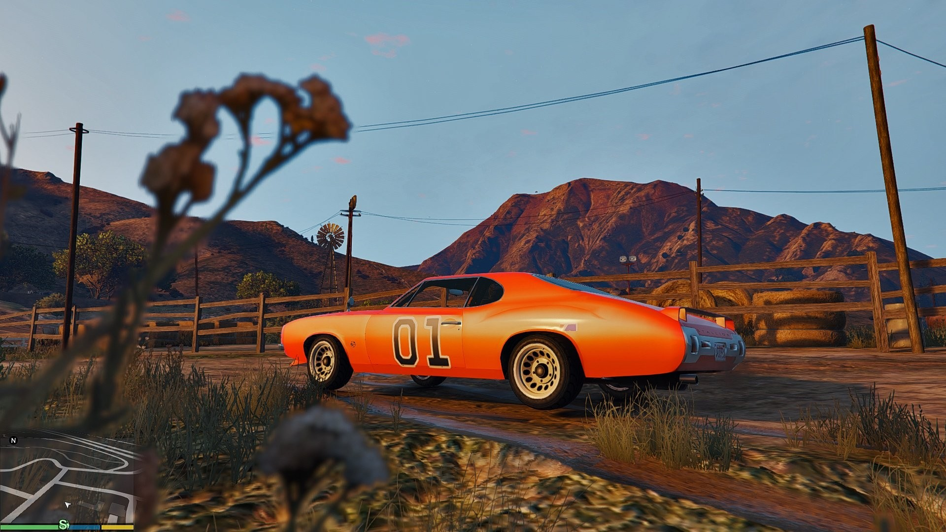 1920x1080 Dodge Charger 1969 General Lee wallpaper |  | #32575 .