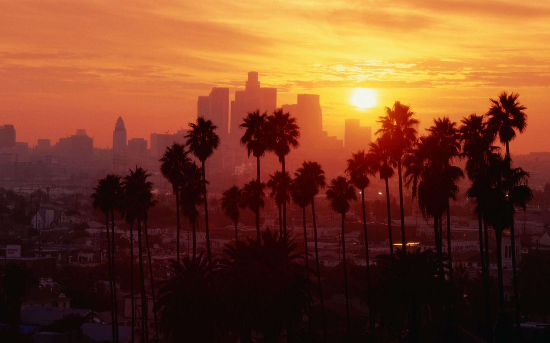 Los Angeles HD Wallpapers 1080p (73+ images)
