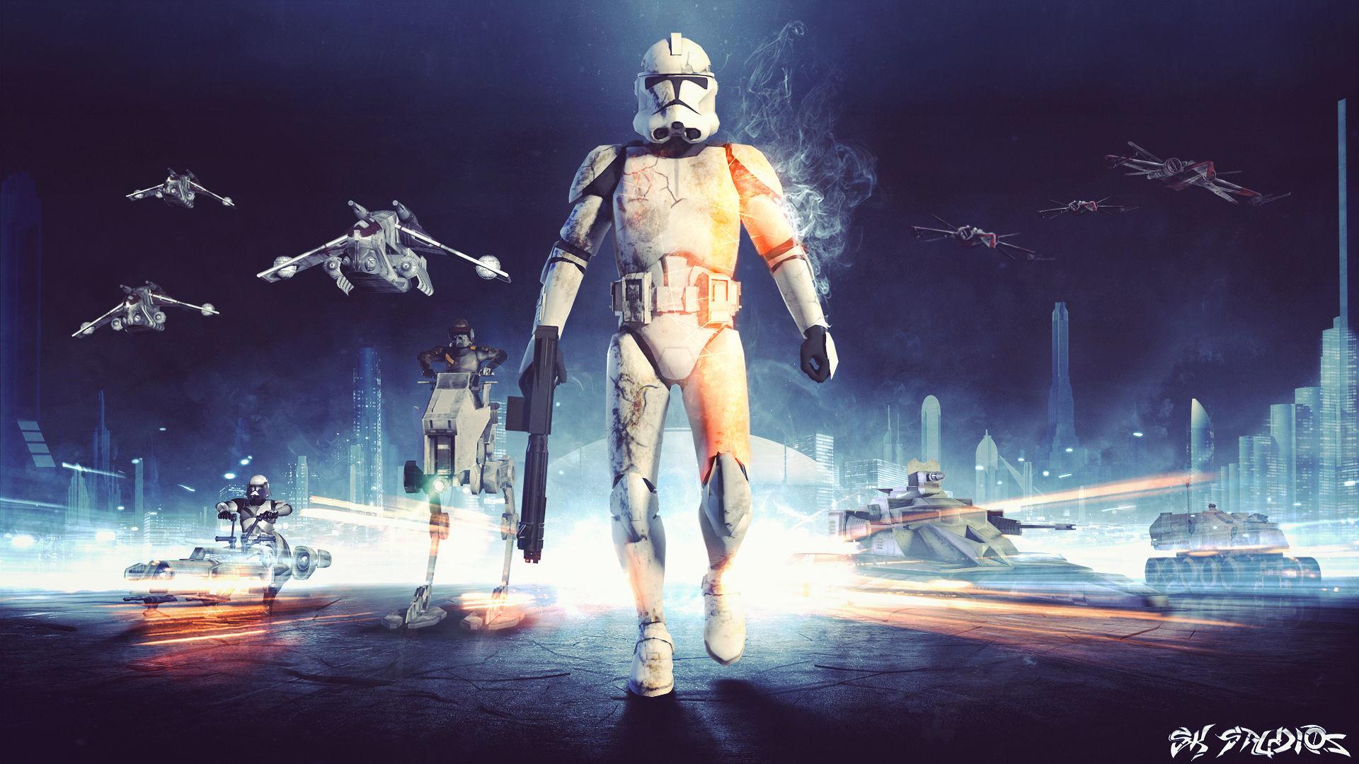 Star Wars Battlefront 2 Background: Star Wars Desktop Wallpaper (69+ Images