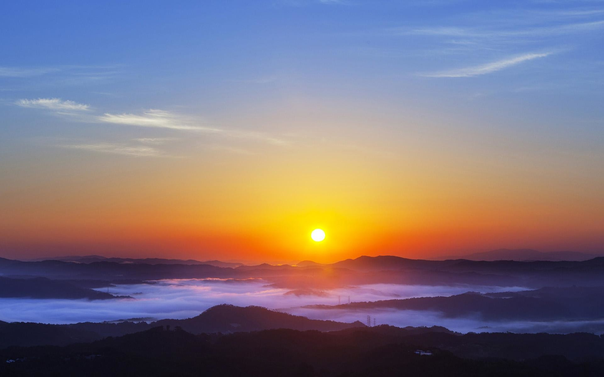 Sun Rise Wallpapers 79 Images