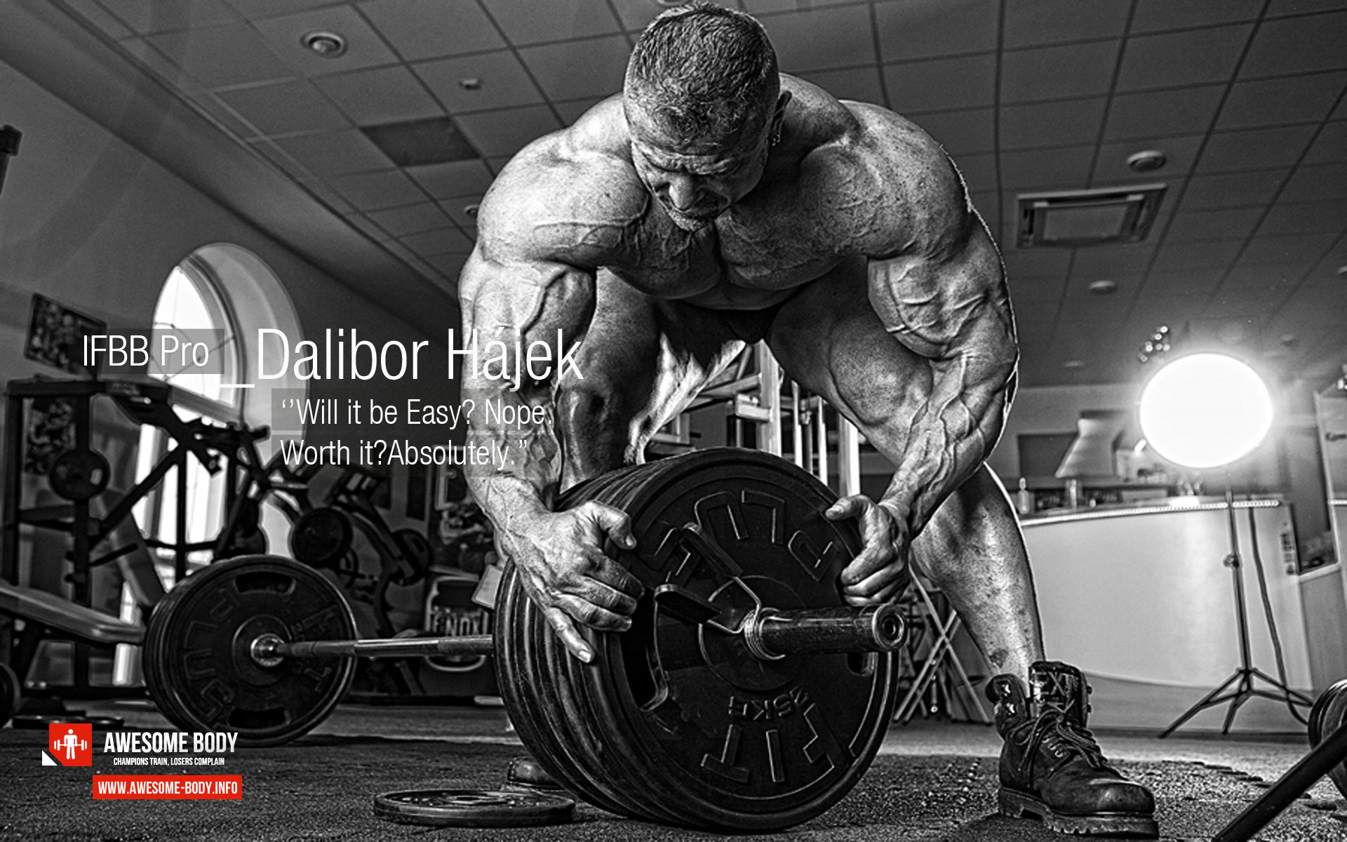 1920x1200 HD Wallpapers - - Dalibor Hajek - Bodybuilding News & Tips - Health &  Nutrition -