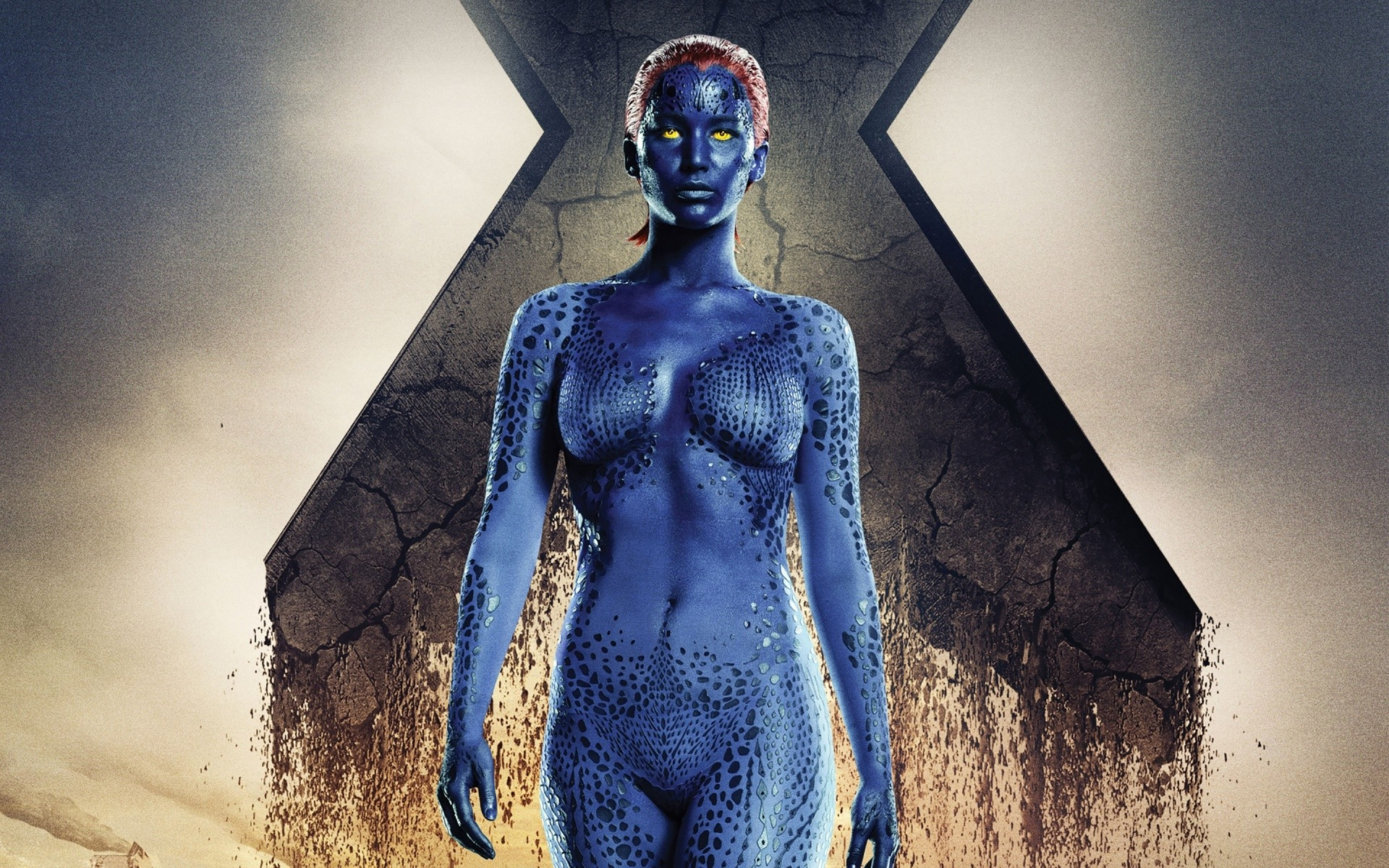 Movie Lovers Reviews: Jennifer Lawrence in X-Men: Days of