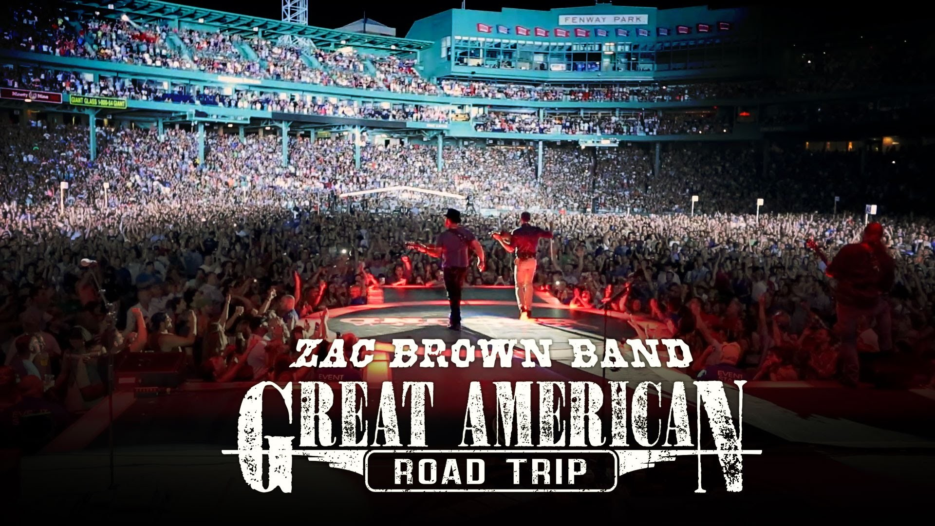 1920x1080 Zac Brown Band - Great American Road Trip - Boston & Hartford - YouTube