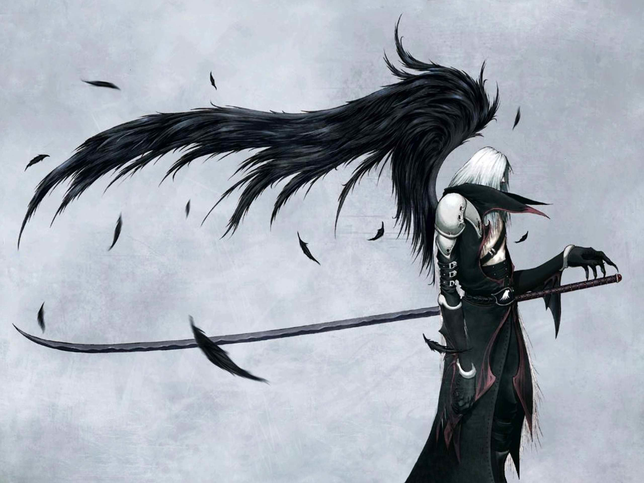 2560x1920 final fantasy 7 sephiroth | HD Wallpapers
