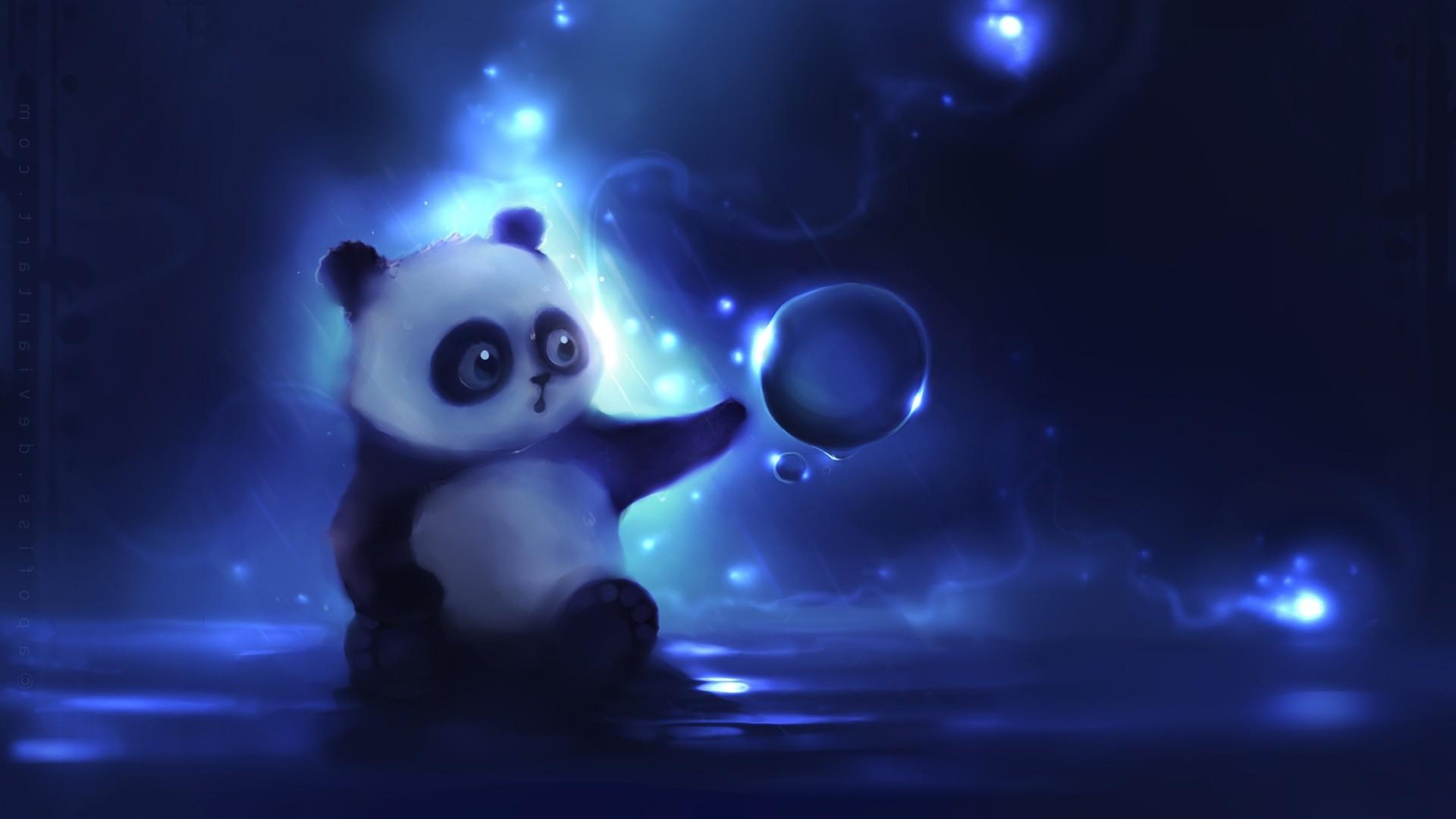 Anime Panda Wallpaper (70+ images)