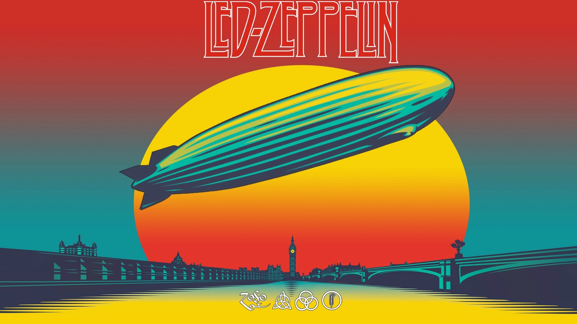 1920x1080 Led Zeppelin album cover | Music pictures | HD wallpapers - Picture .