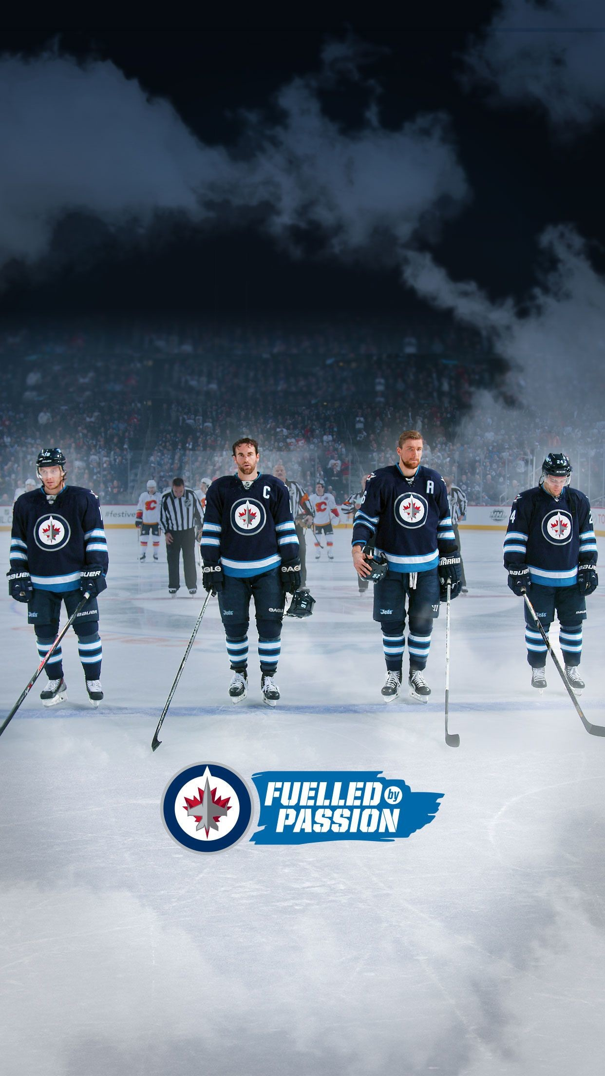 1242x2208 Digital Fan Downloads - Winnipeg Jets - Fan Zone