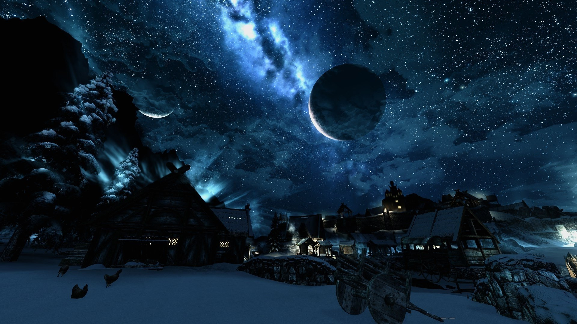 Skyrim Hd Background 80 Images