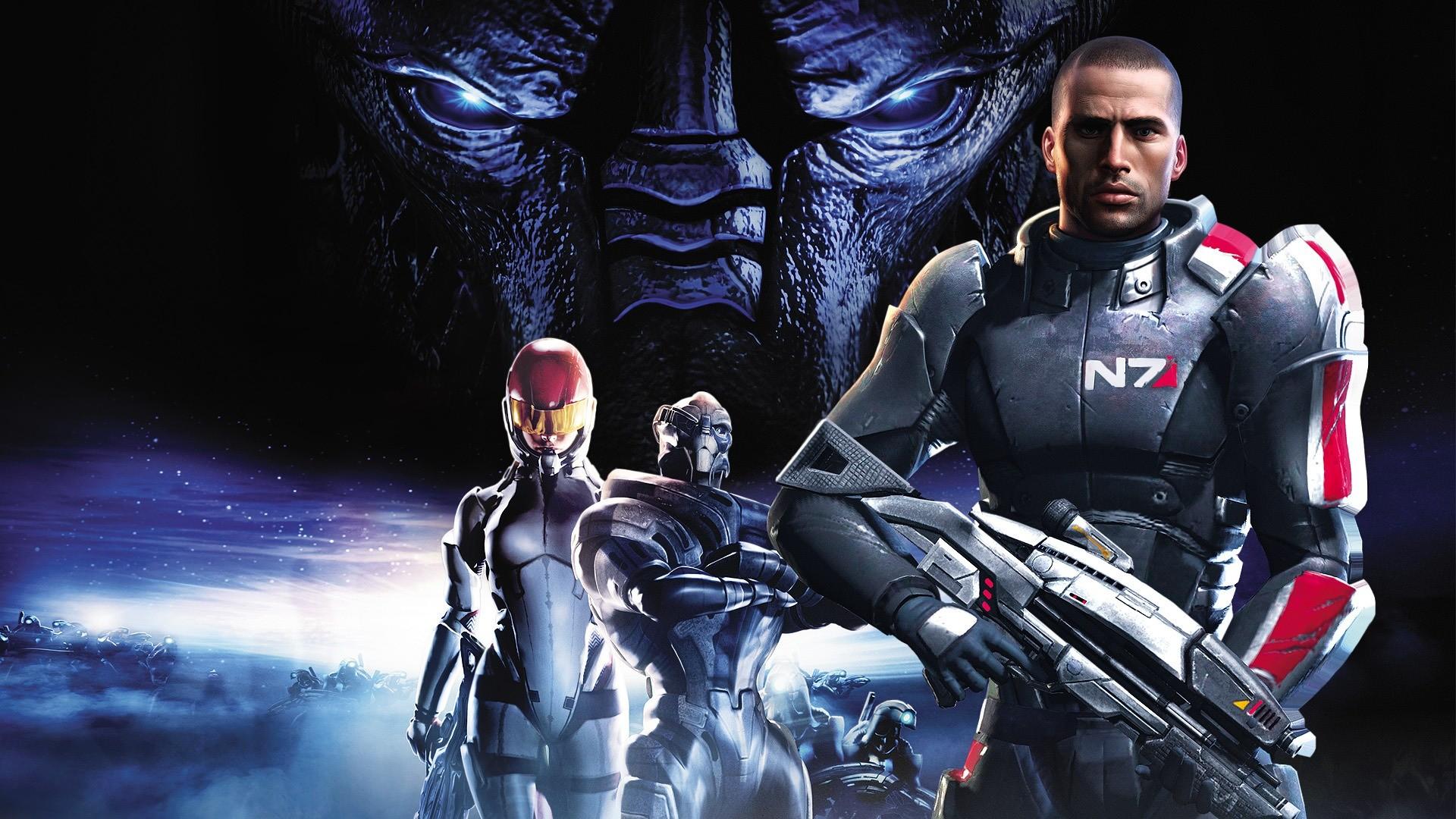 Mass Effect 1 Wallpaper (72+ images)