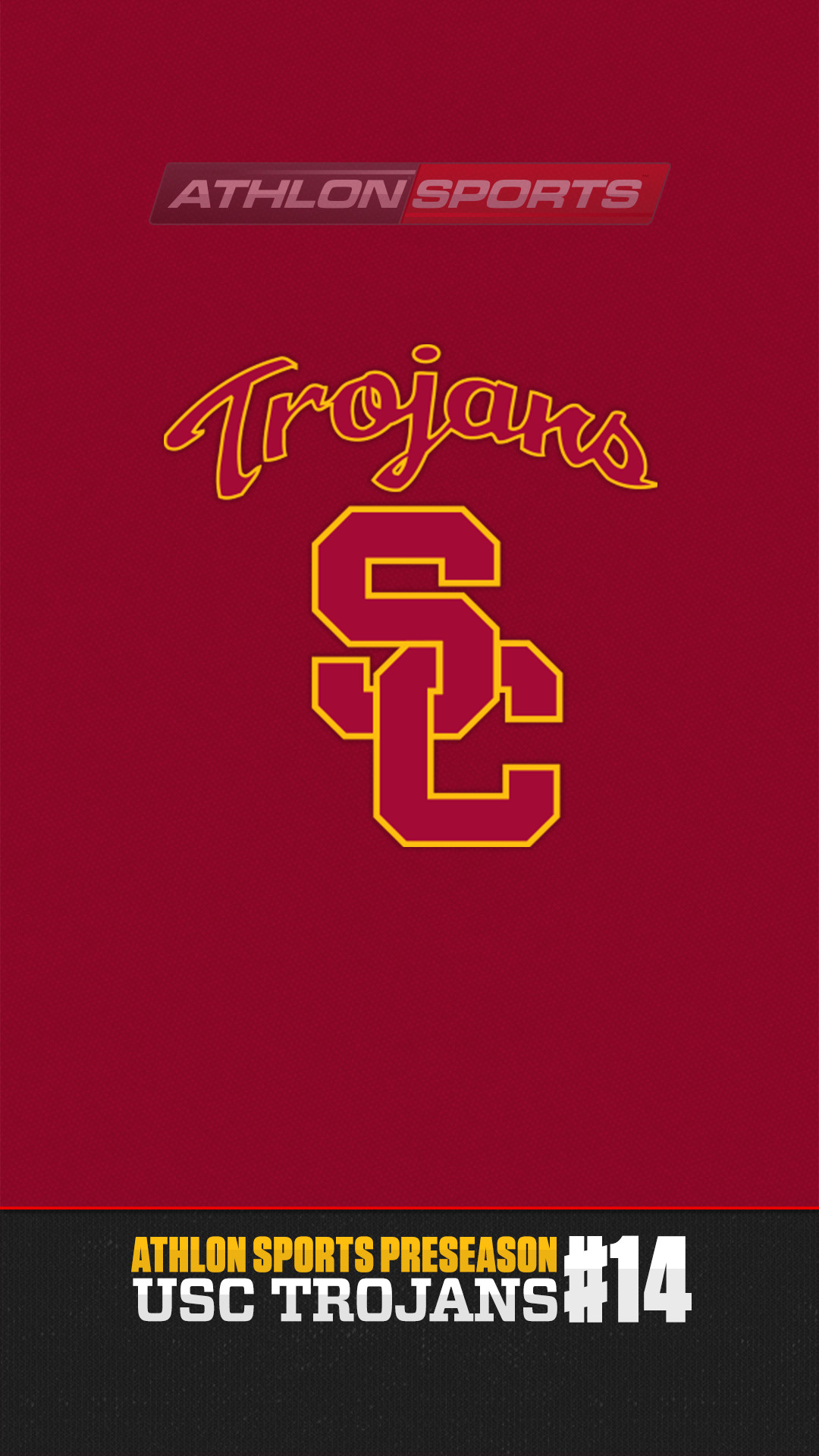 1080x1920 Download a USC wallpaper for your mobile device Android iPhone Home