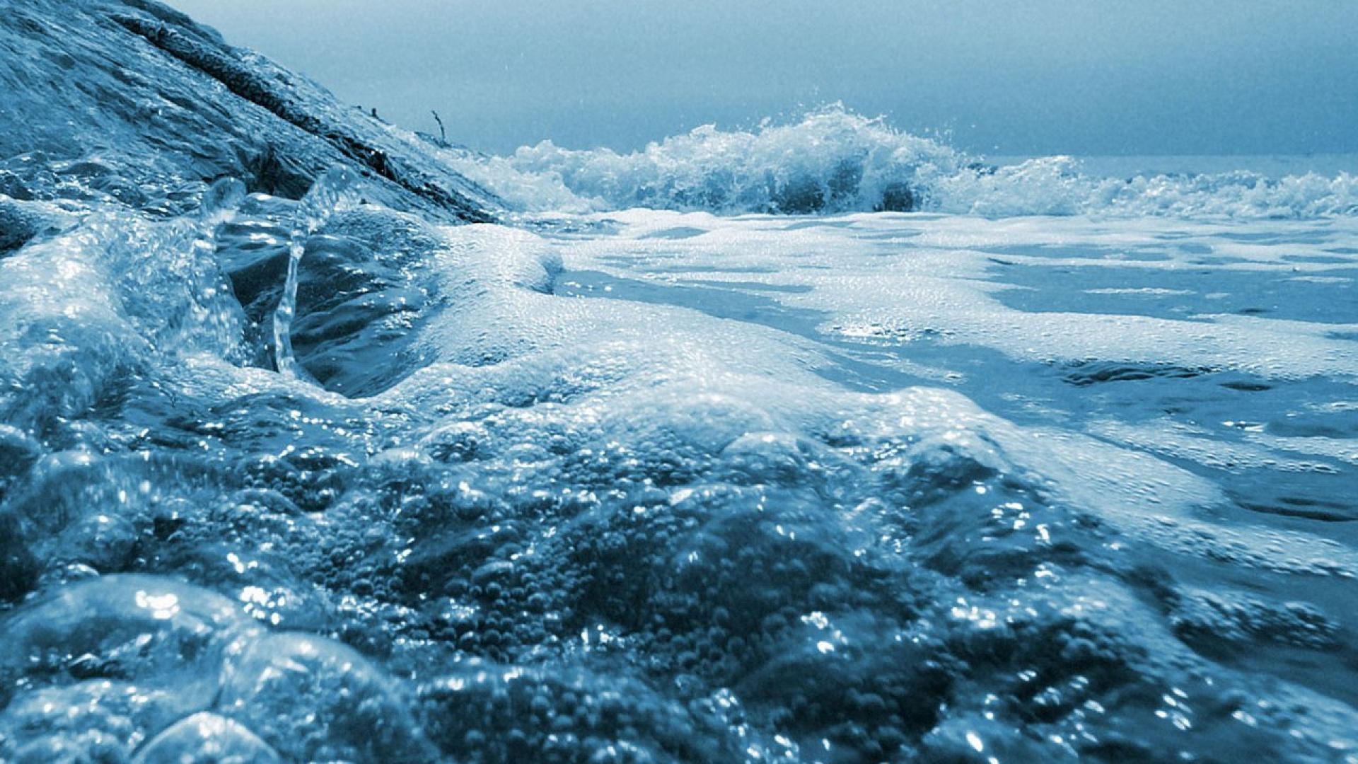 Desktop Backgrounds Beach Waves