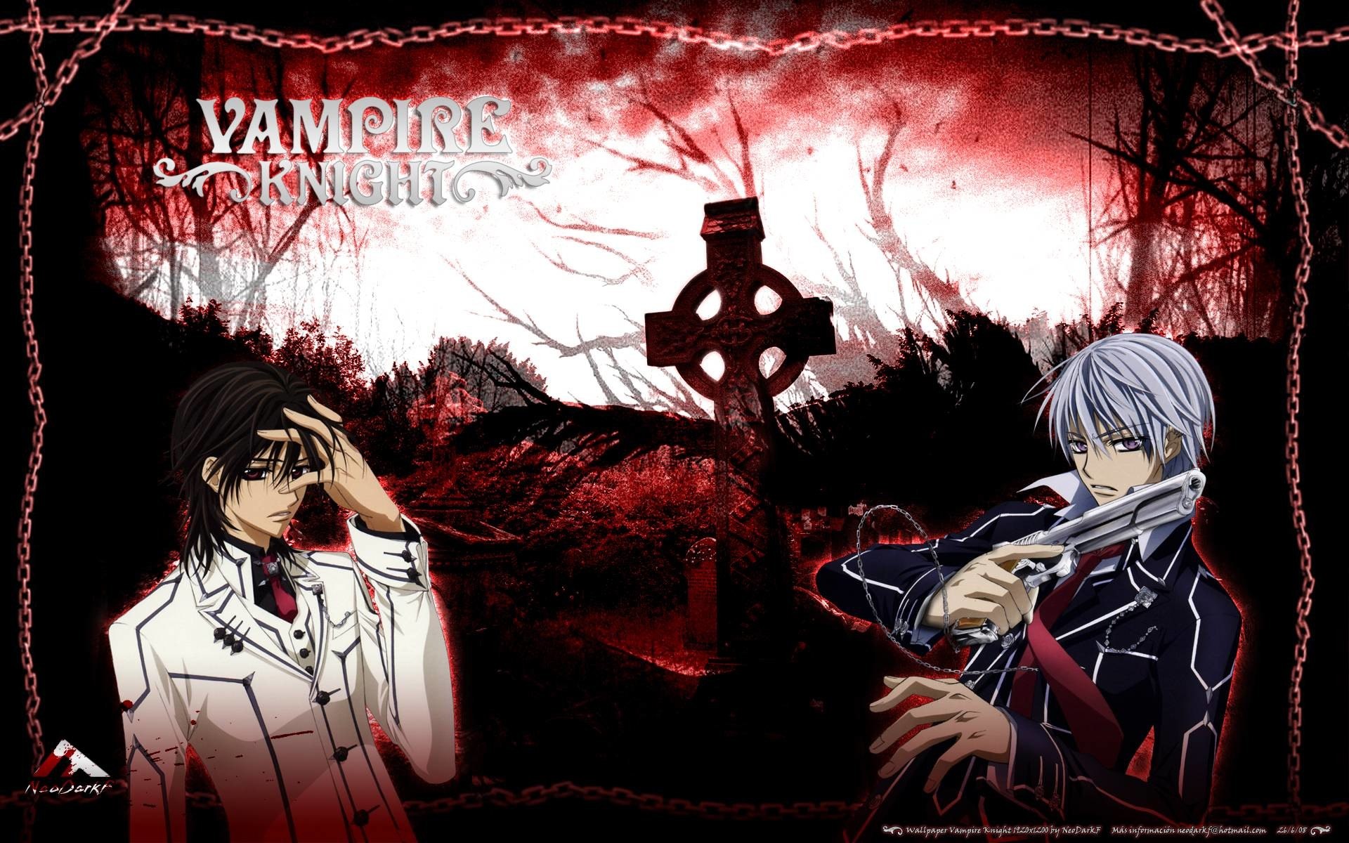 vampire knight wallpaper (69+ images)