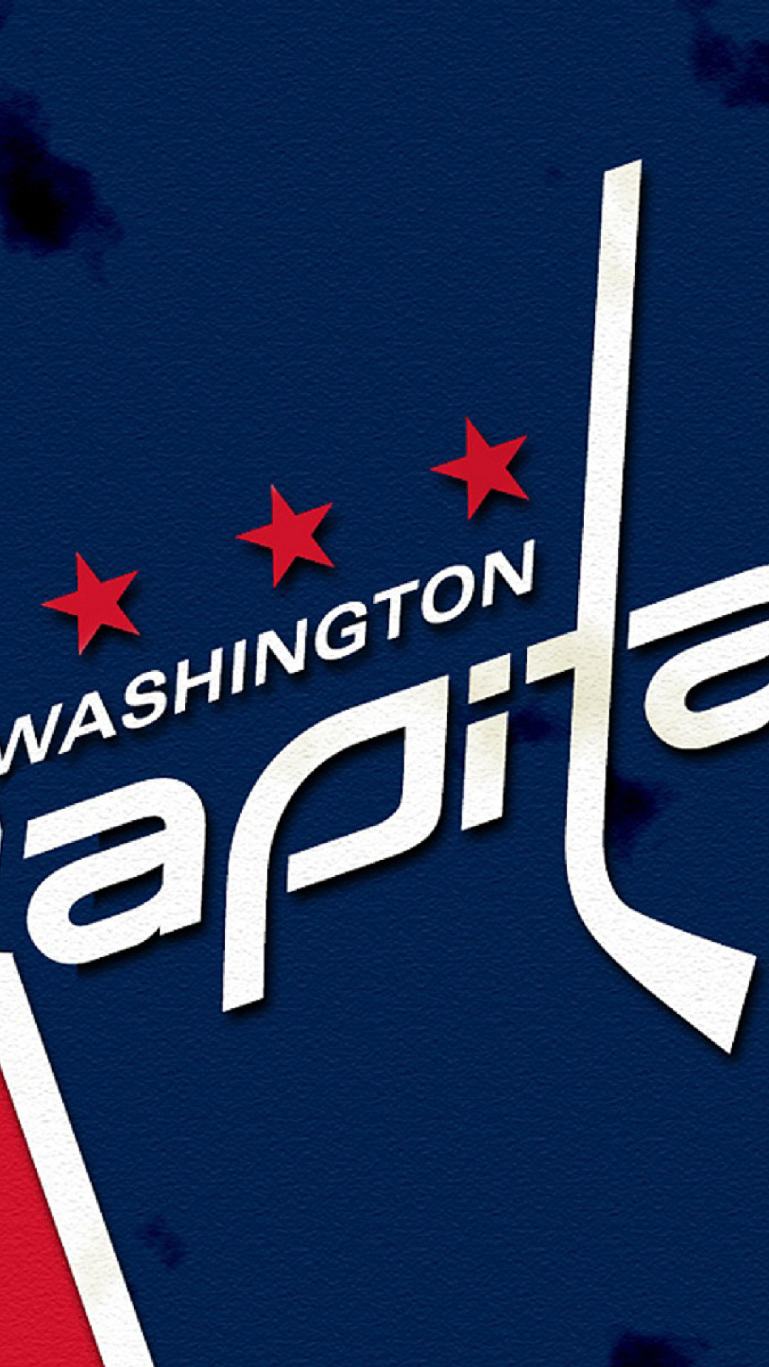 1080x1920 Washington Capitals NHL Wallpaper for iPhone 6 Plus