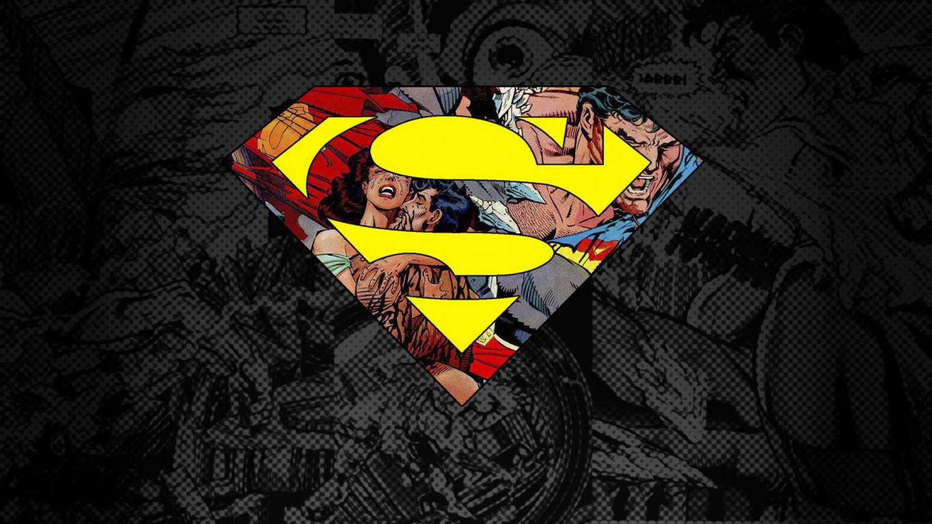 Superman logo hd wallpapers 1080p 60 images 1920x1080 hd pics photos abstract superman logo hd hd quality desktop background wallpaper voltagebd Choice Image