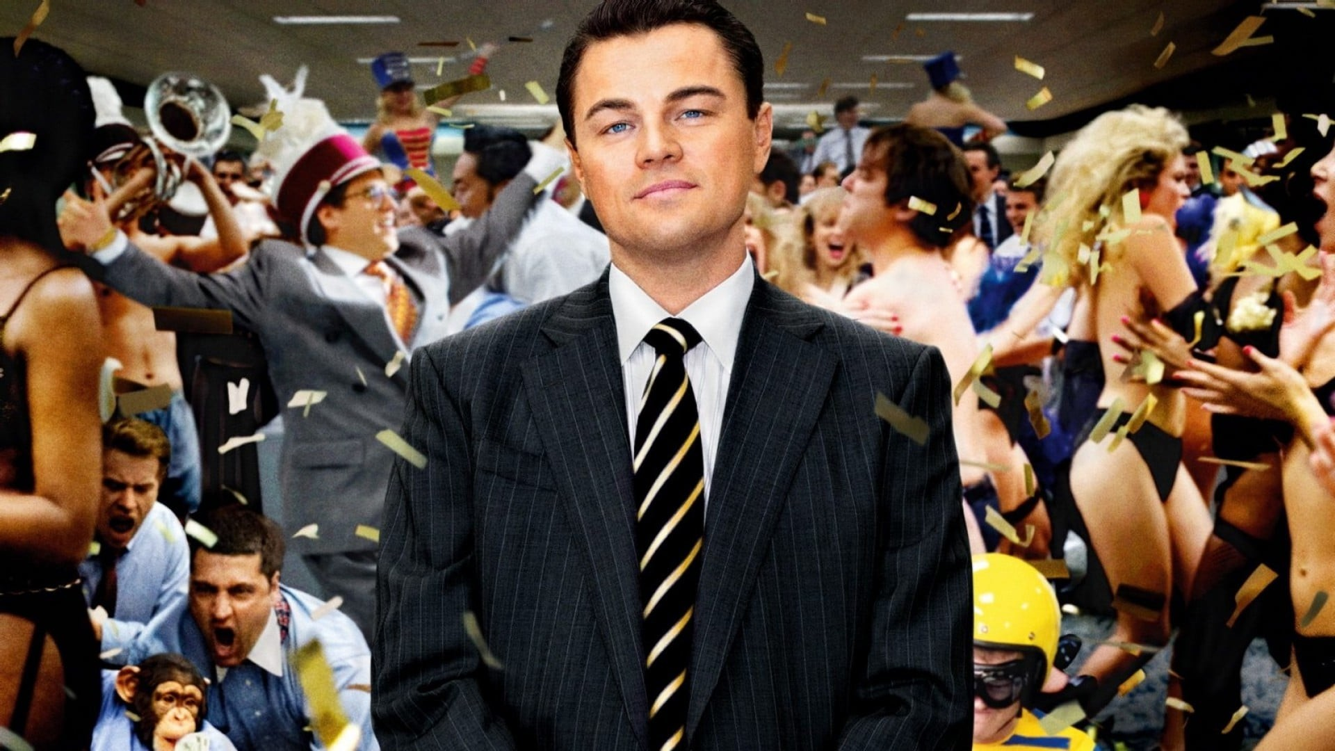 1920x1080 The Wolf Of Wall Street #7