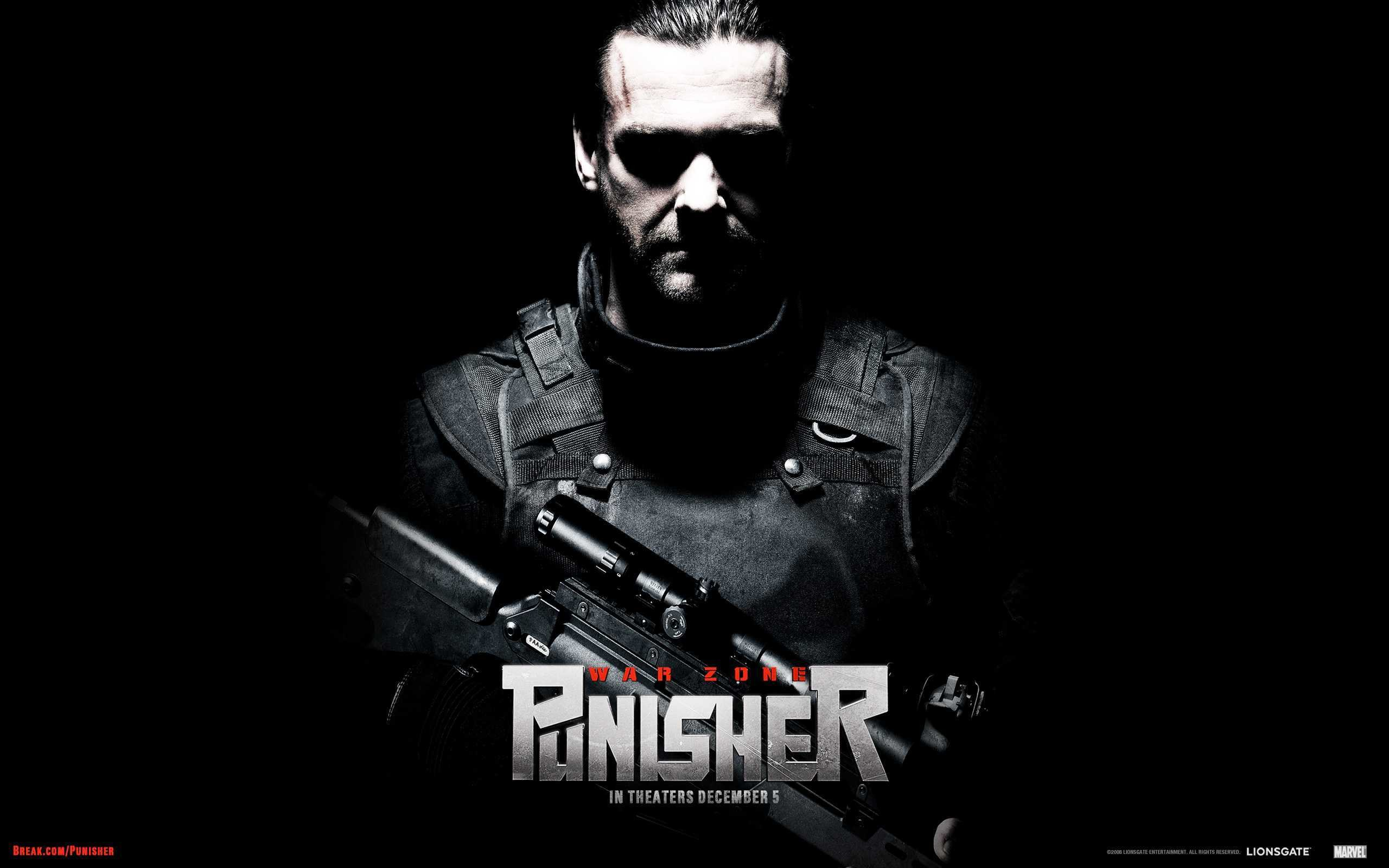 2560x1600 Punisher: War Zone (2008) • Rob Zombie – War Zone • Slayer – Final Six •  Slipknot – Psychosocial • Rise Against – Historia • Seether – Fallen