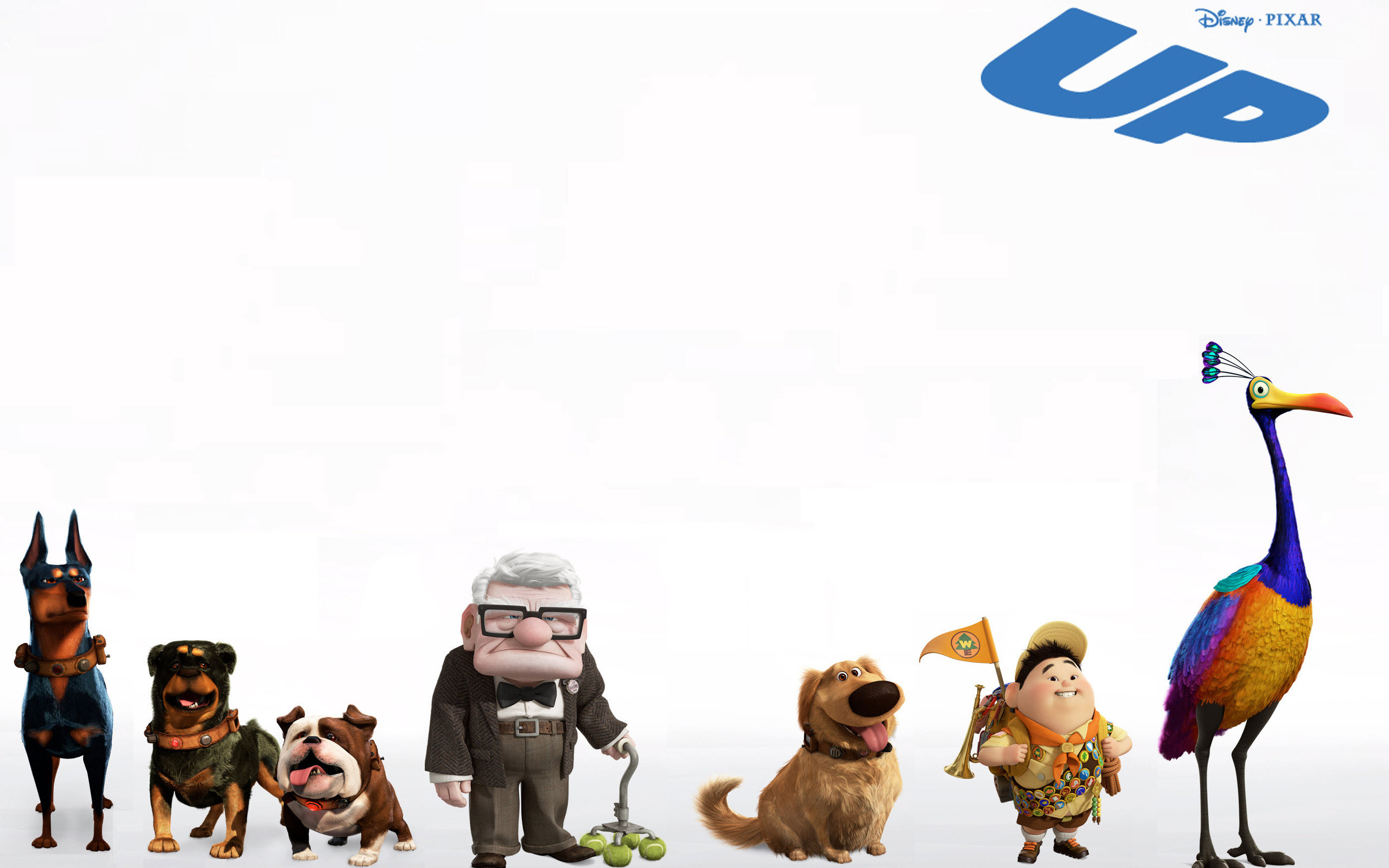 2560x1600 up movie | Up Wallpaper, Up, animals, kids, a dog movie desktop
