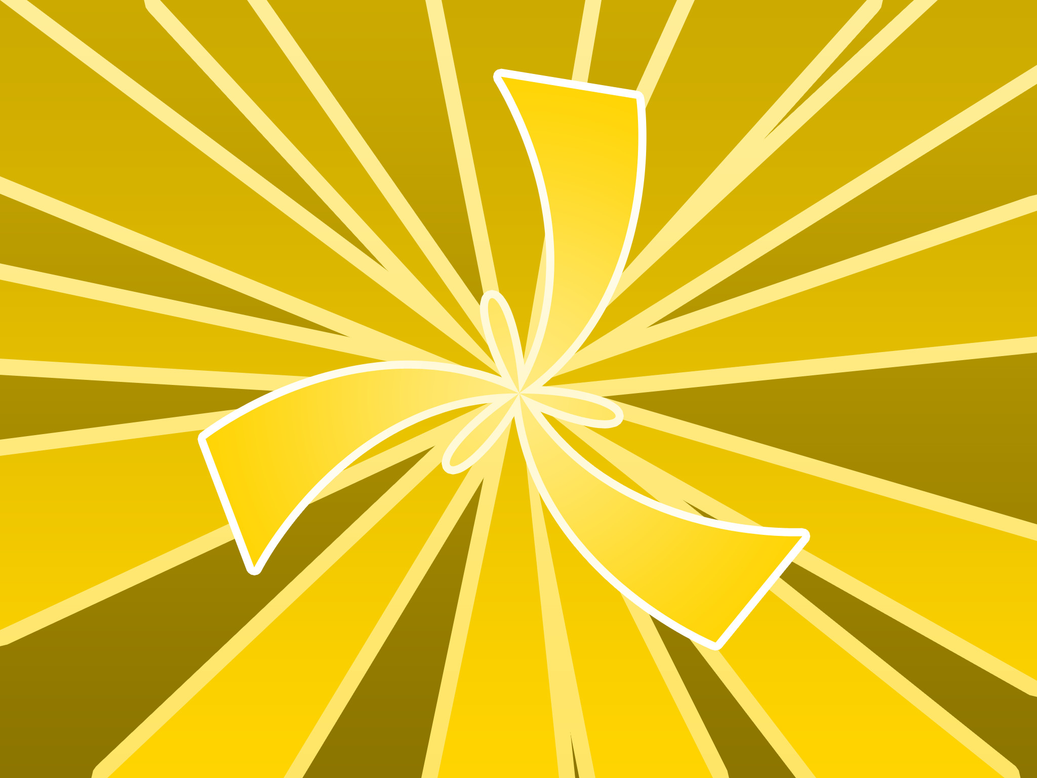 2048x1536 Bright Yellow Wallpaper Wallpapersafari .