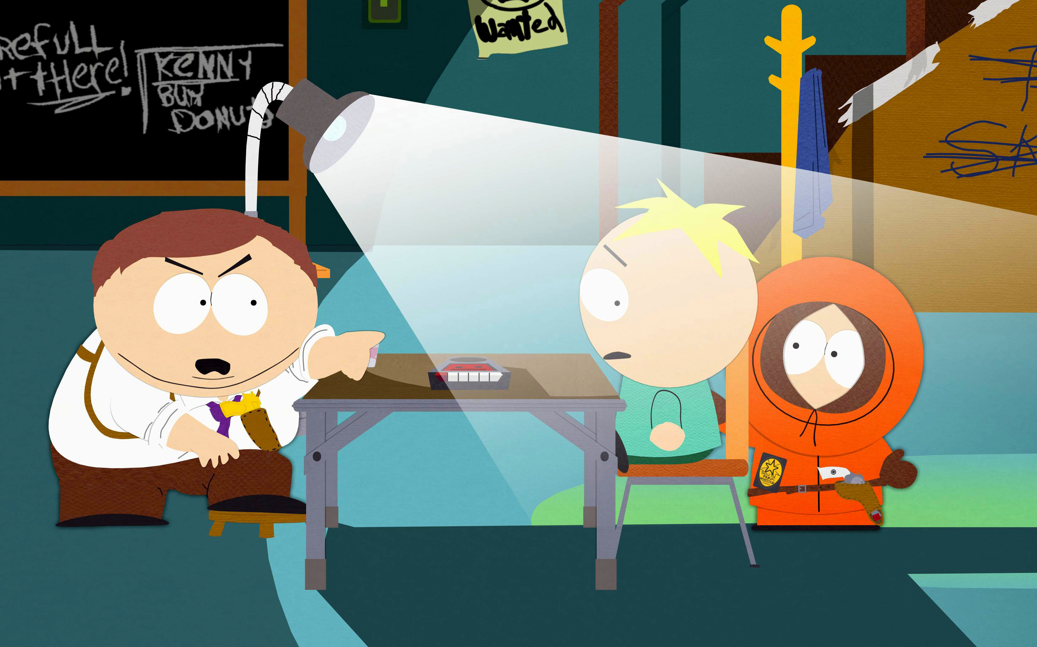South park kenny wallpaper 73 images - South park wallpaper butters ...