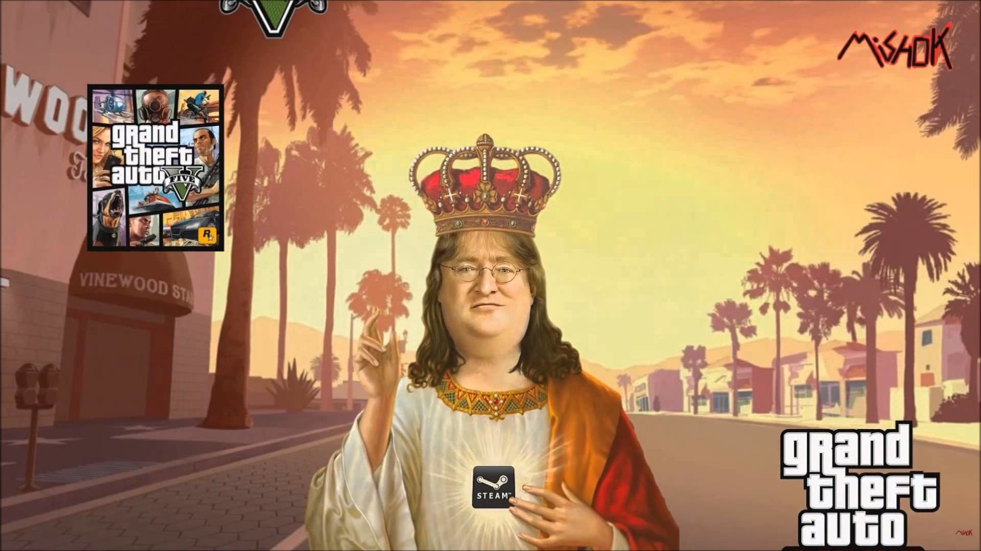 1920x1080 Are you ready for Lord Gaben?