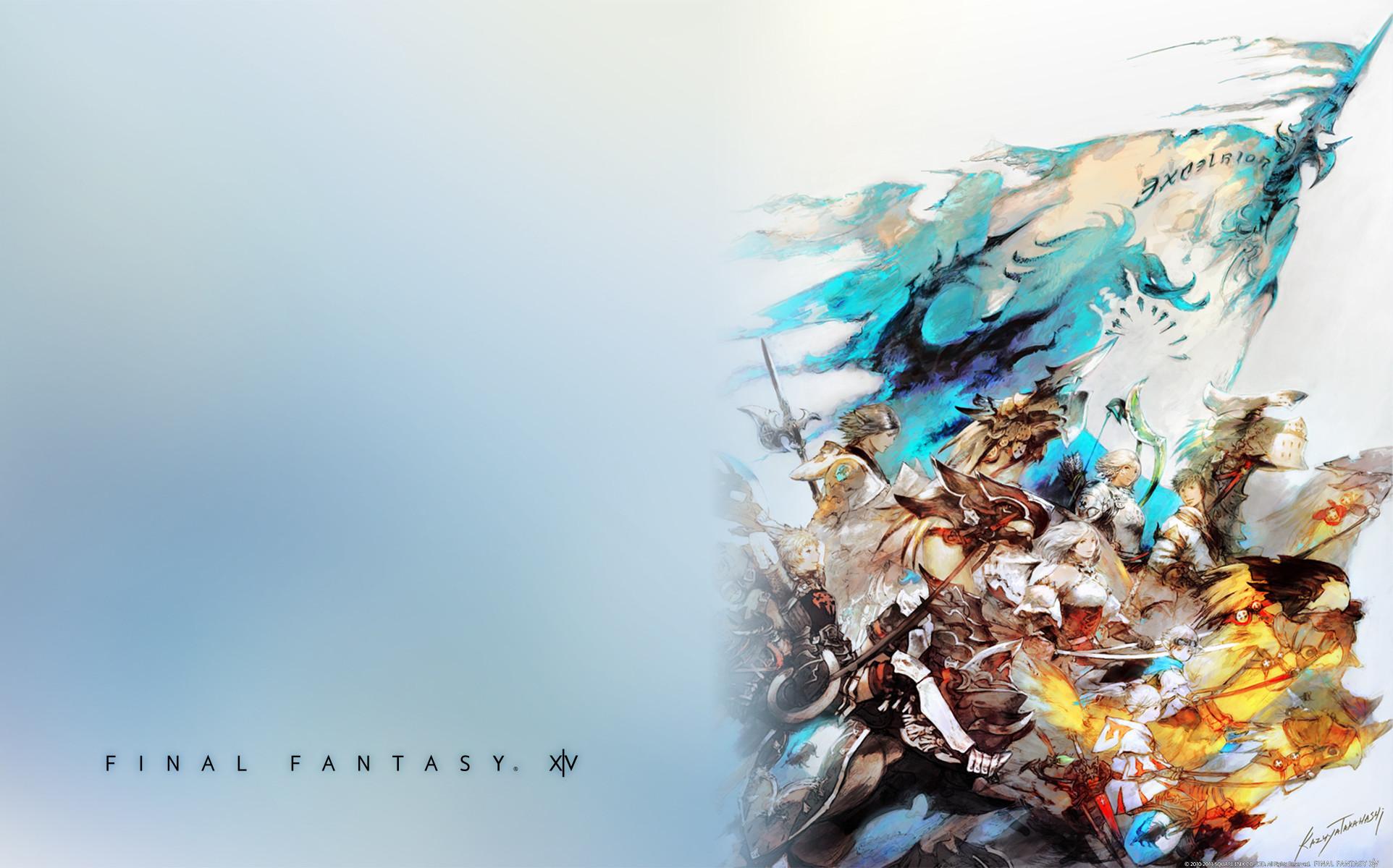 1924x1200 Final Fantasy XIV A Realm Reborn Wallpaper The