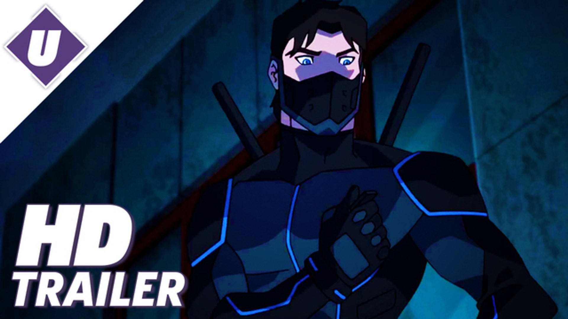1920x1080 Young Justice: Outsiders - 'Bedlam' Official Clip (2018)