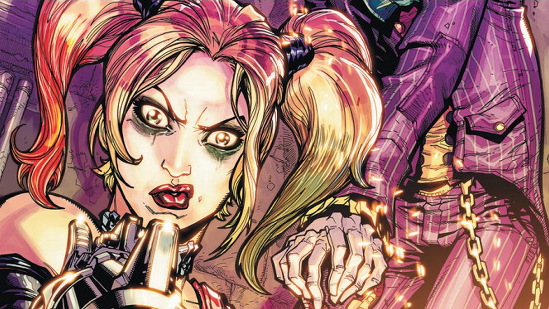 Joker And Harley Quinn Wallpaper (71+ Images