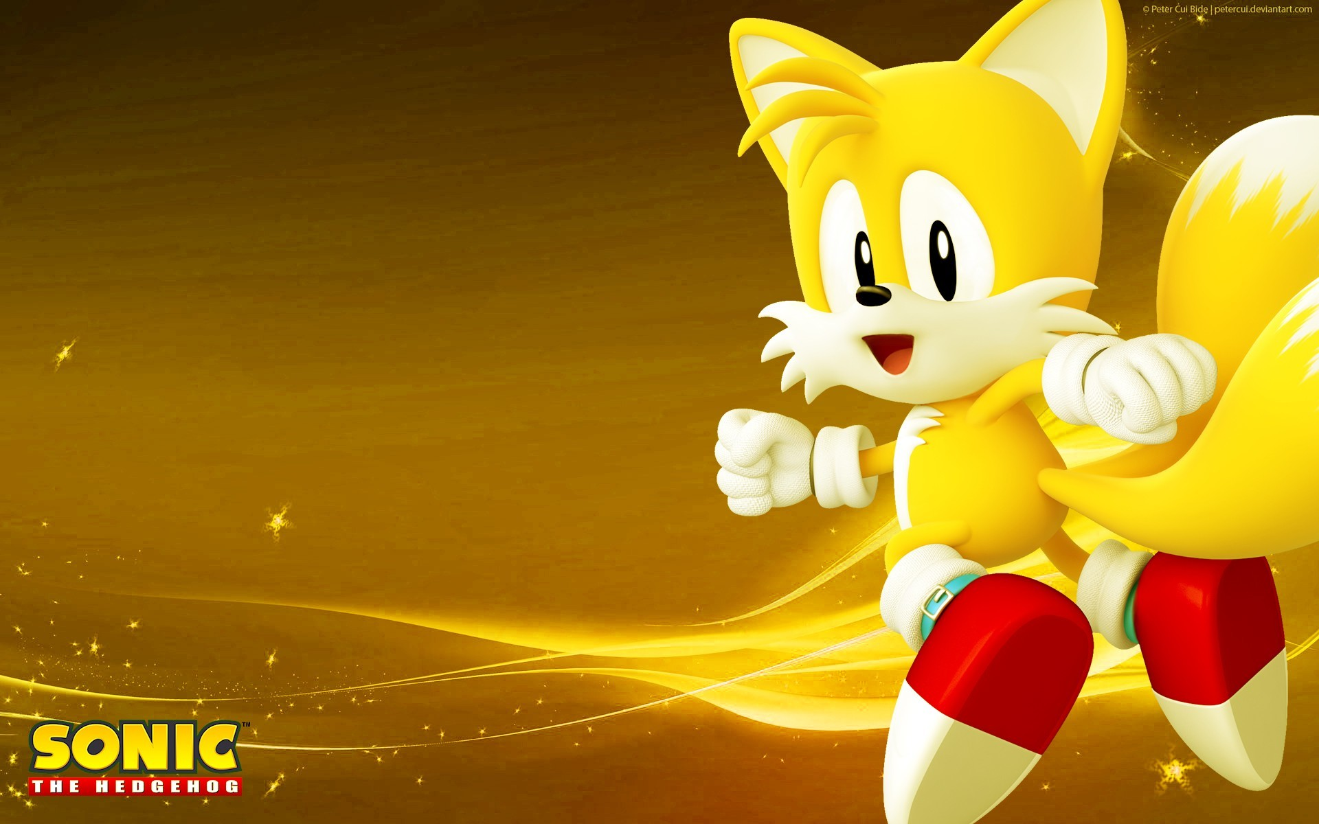 "1920x1200 Video Game - Sonic the Hedgehog Miles ""Tails"" Prower Wallpaper"