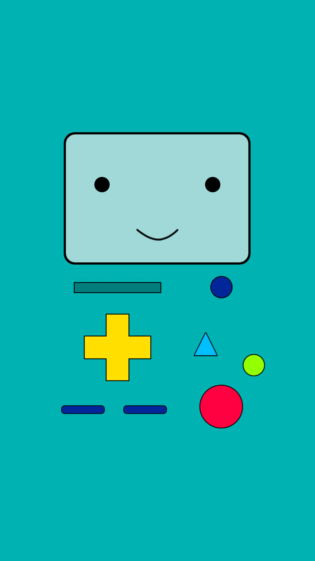 1080x1920 Beemo Wallpaper