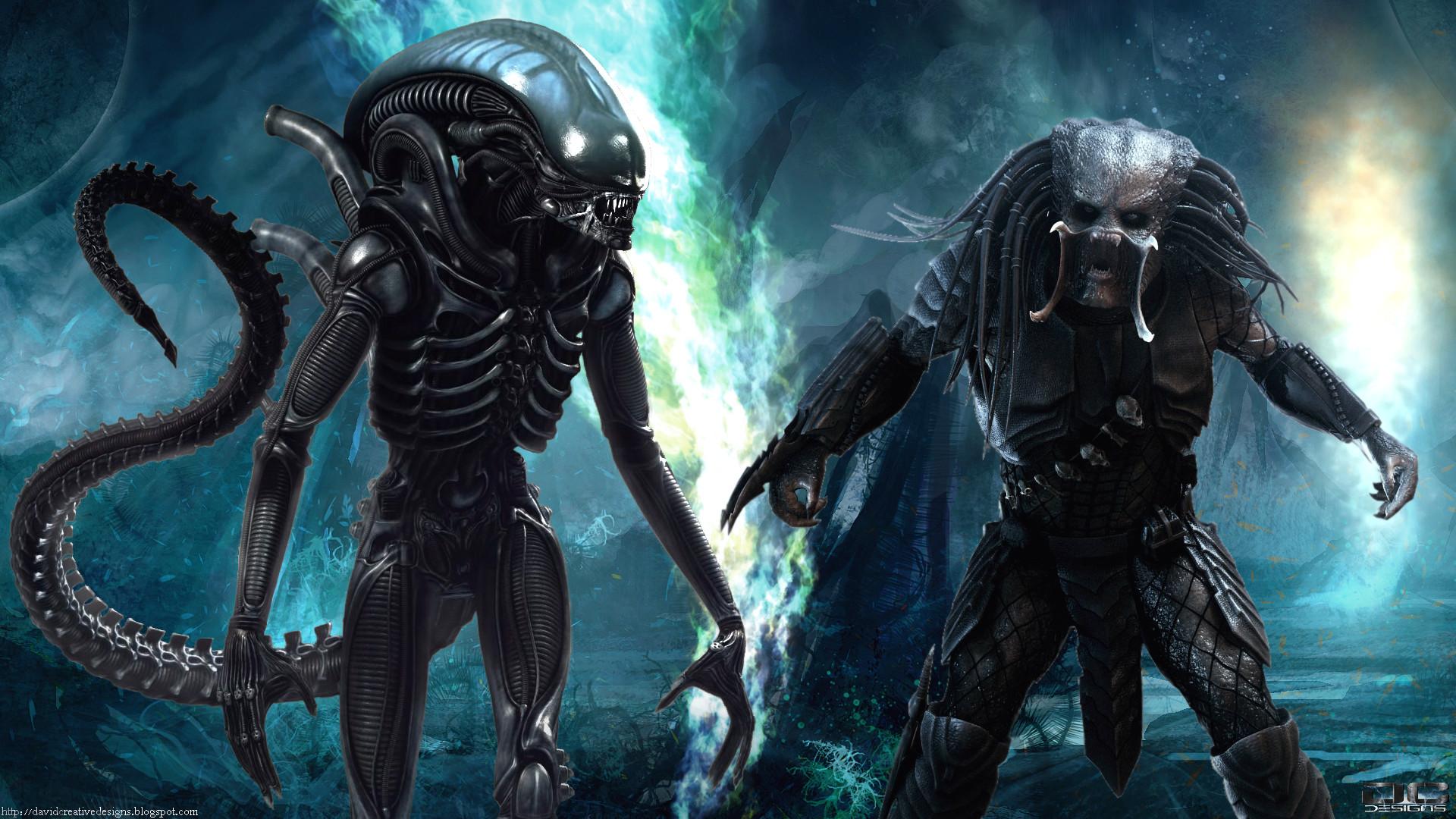 2048x1536 Download The Alien Vs Predator Hyabusa Wallpaper IPhone