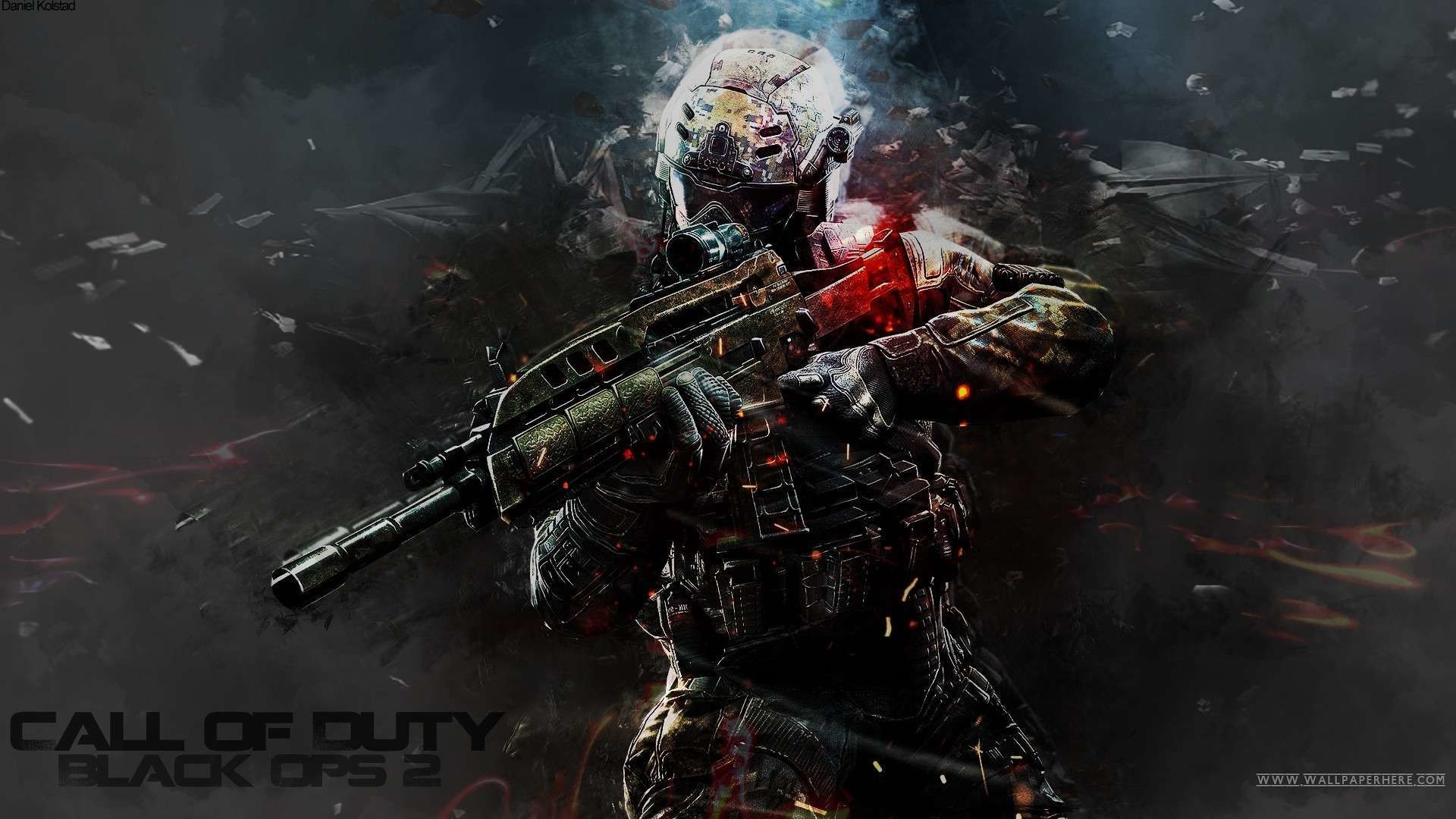 1920x1080 View Of Call Of Duty Game Desktop Wallpaper : Nice Wallpapers