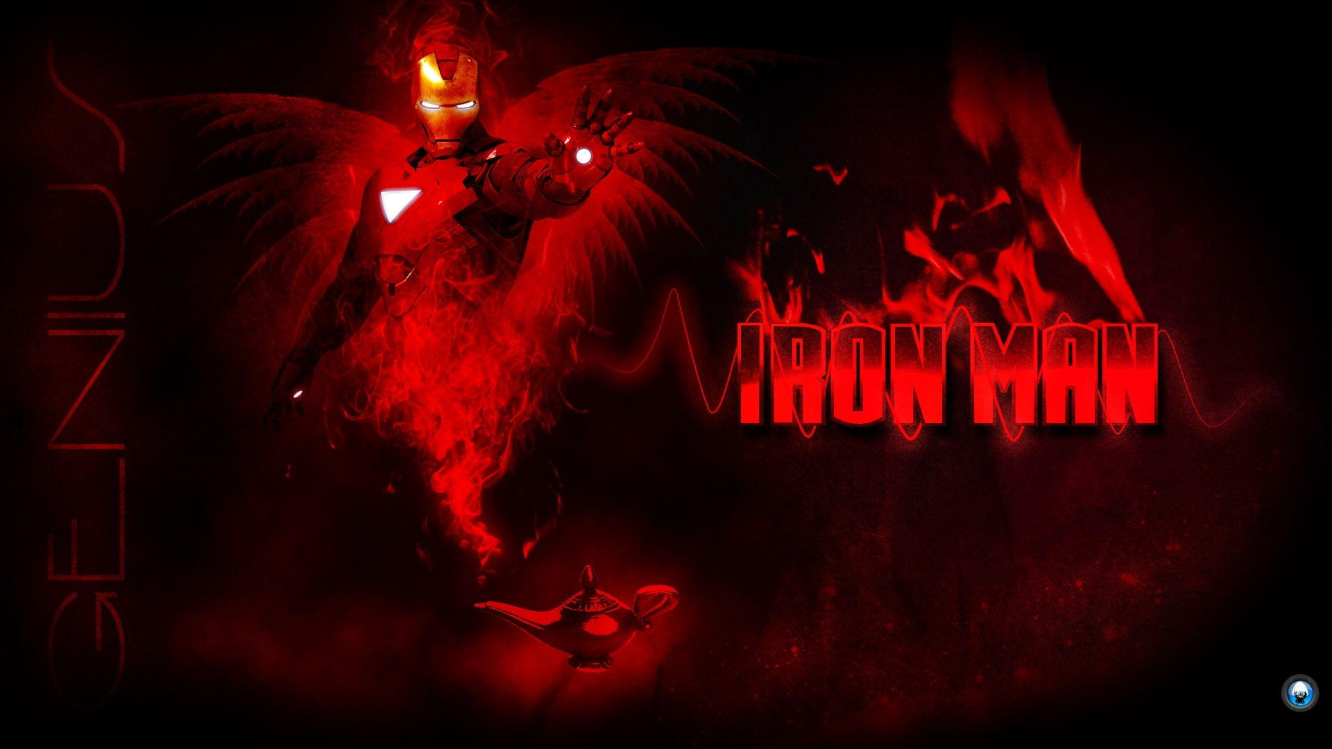 Iron man jarvis animated wallpaper 79 images - Iron man cartoon wallpaper ...