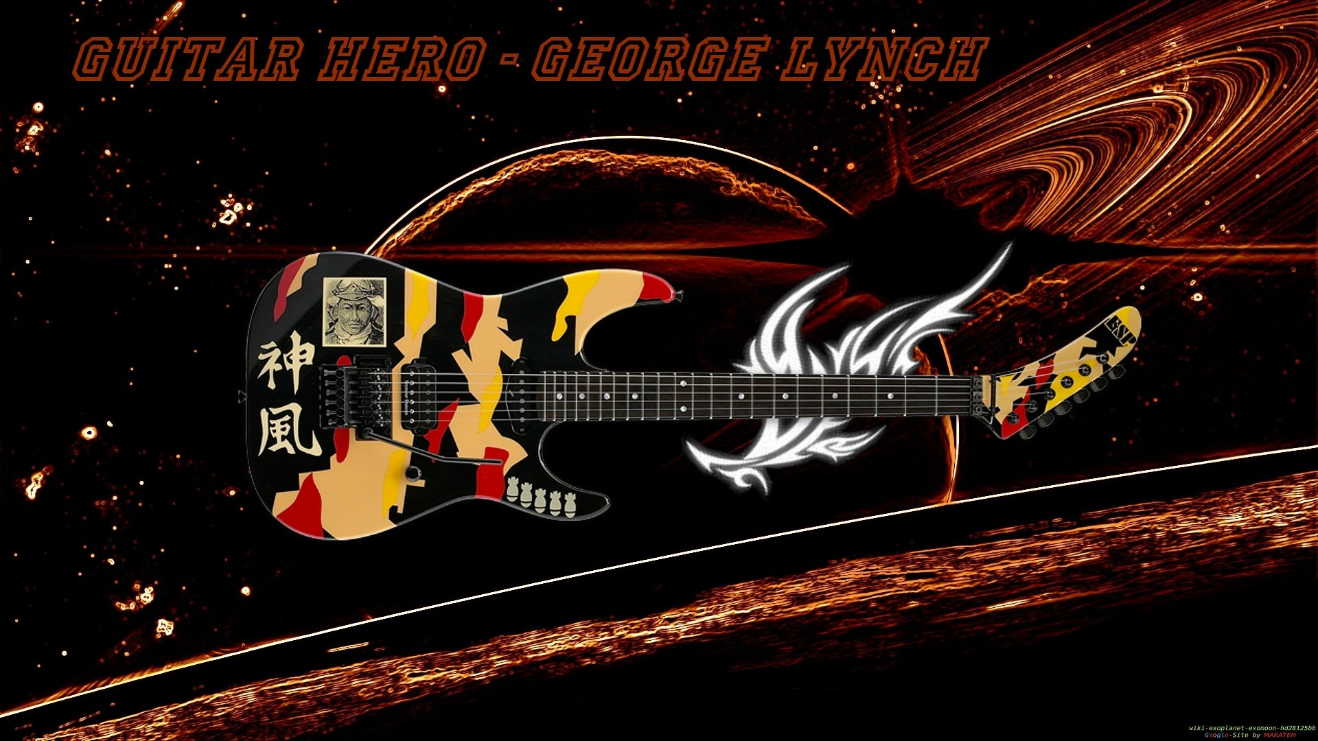 1920x1080 Heavy Metal Guitar Wallpaper Heavy-Guitar Computer Wallpapers, Desktop  Backgrounds ... Heavy Metal Guitar Wallpaper ...