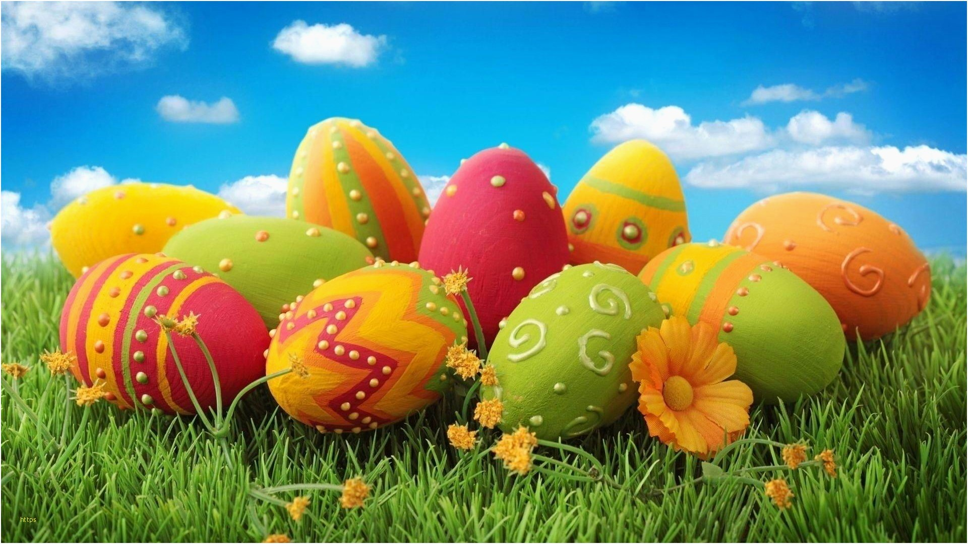 1920x1080 Easter Wallpaper Awesome Easter Sunday Eggs Design Colorful Pics Hd