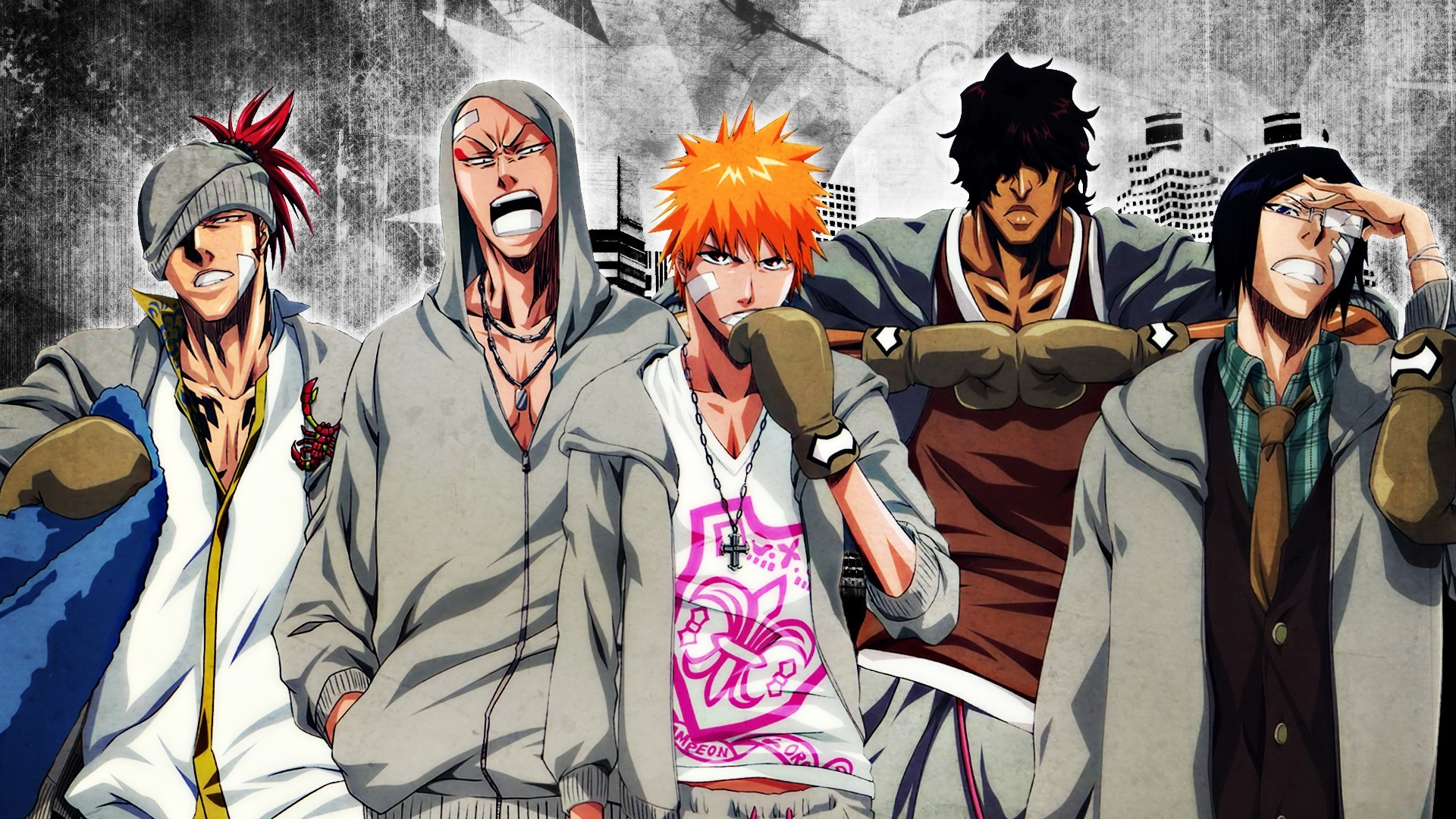 1920x1080 Bleach Computer Wallpapers, Desktop Backgrounds ID 1920×1080 Bleach  1920×1080 Wallpapers (
