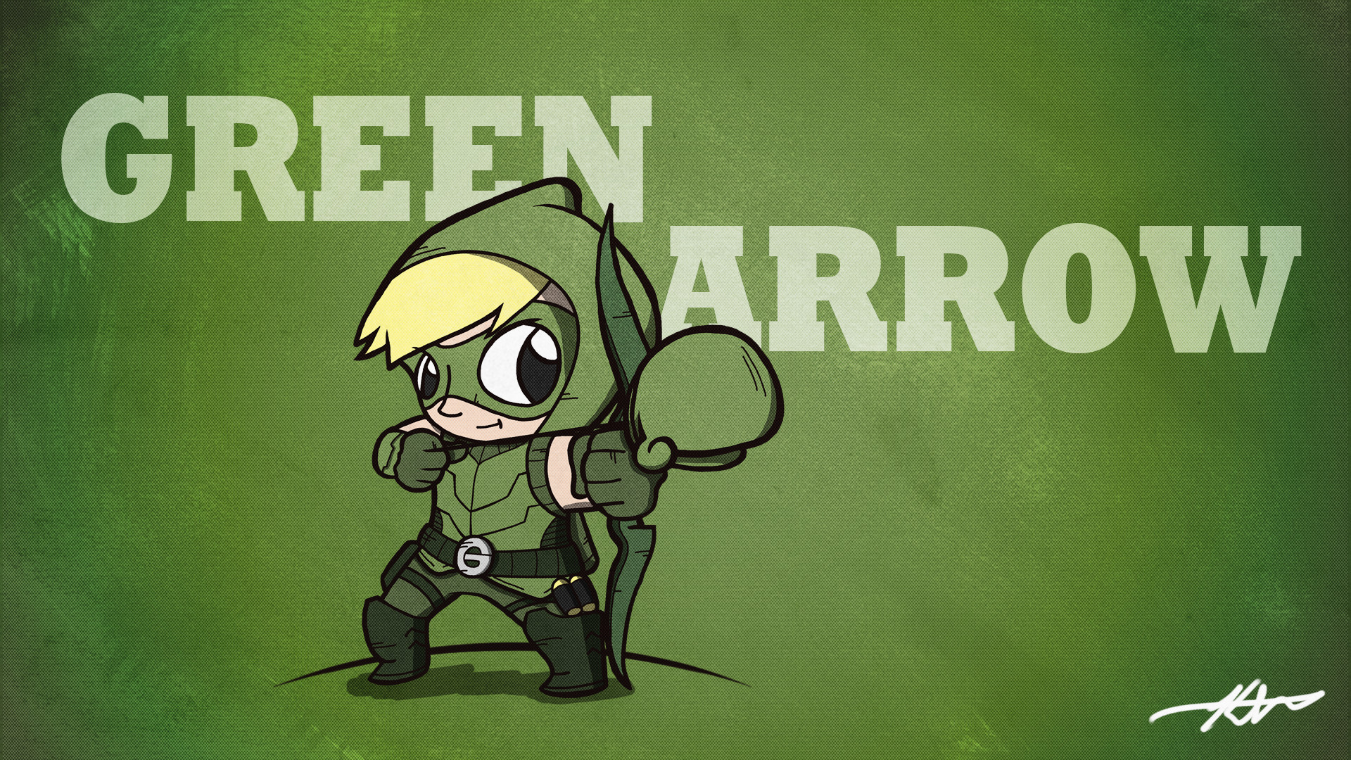 1920x1080 Go Back > Images For > Green Arrow Wallpaper