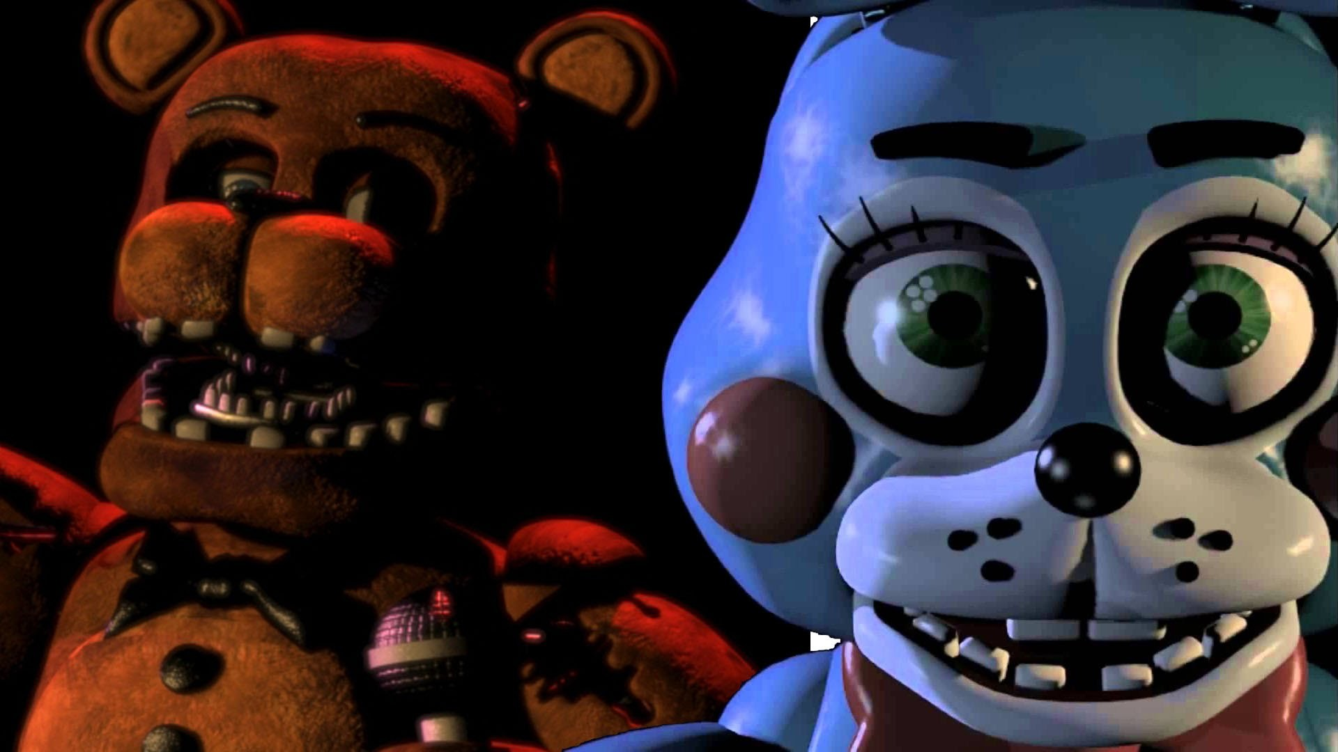 1920x1080 FIVE NIGHTS AT FREDDY'S 2 | Top 5 Reactions HD (PewDiePie, Markiplier,  Jacksepticeye and more!) - YouTube