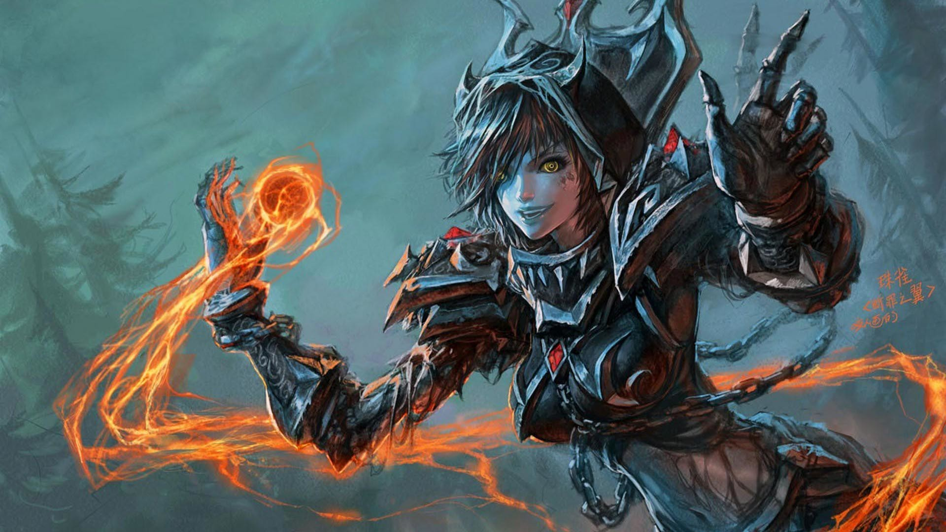 World Of Warcraft Wallpaper 1920x1080: Undead Wallpaper WoW (65+ Images