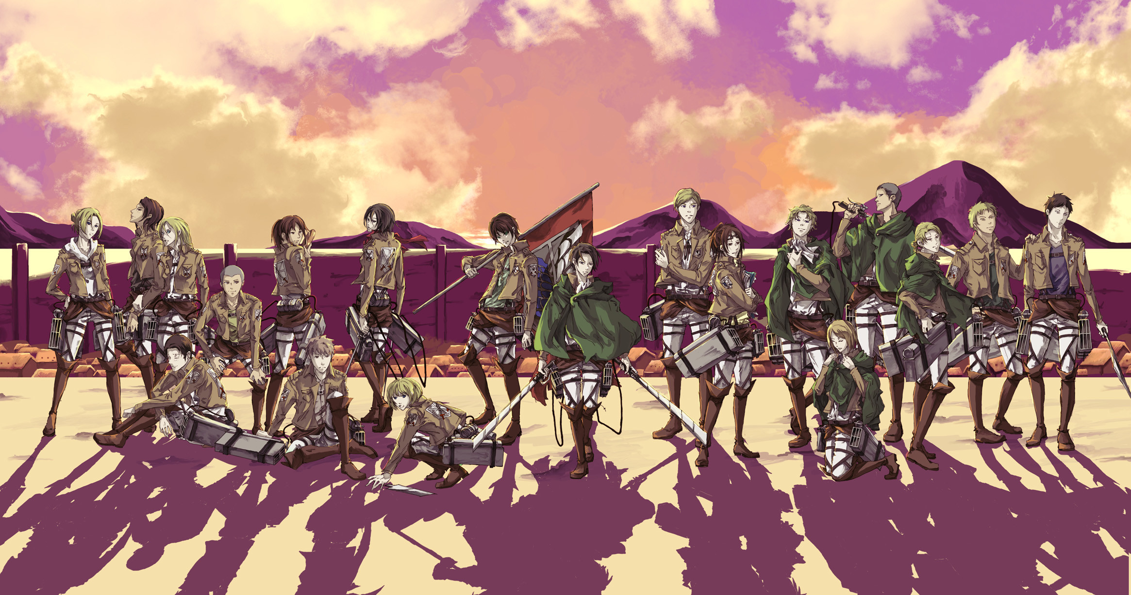 2330x1226 Shingeki-no-Kyojin-wallpaper-anime.jpg (JPEG-Grafik,