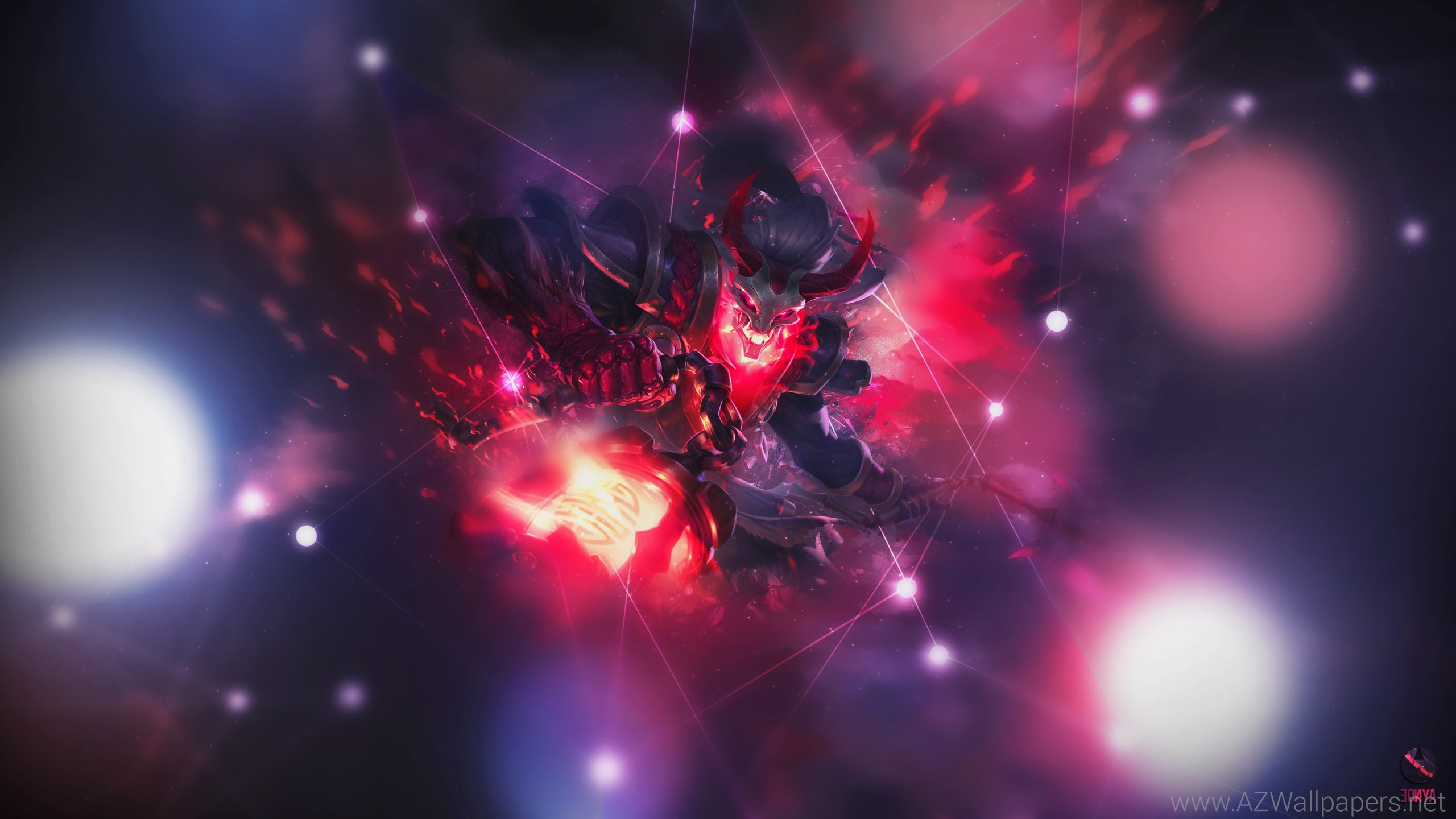 2560x1440 League Of Legends, <b>Support Wallpapers</b> HD / <