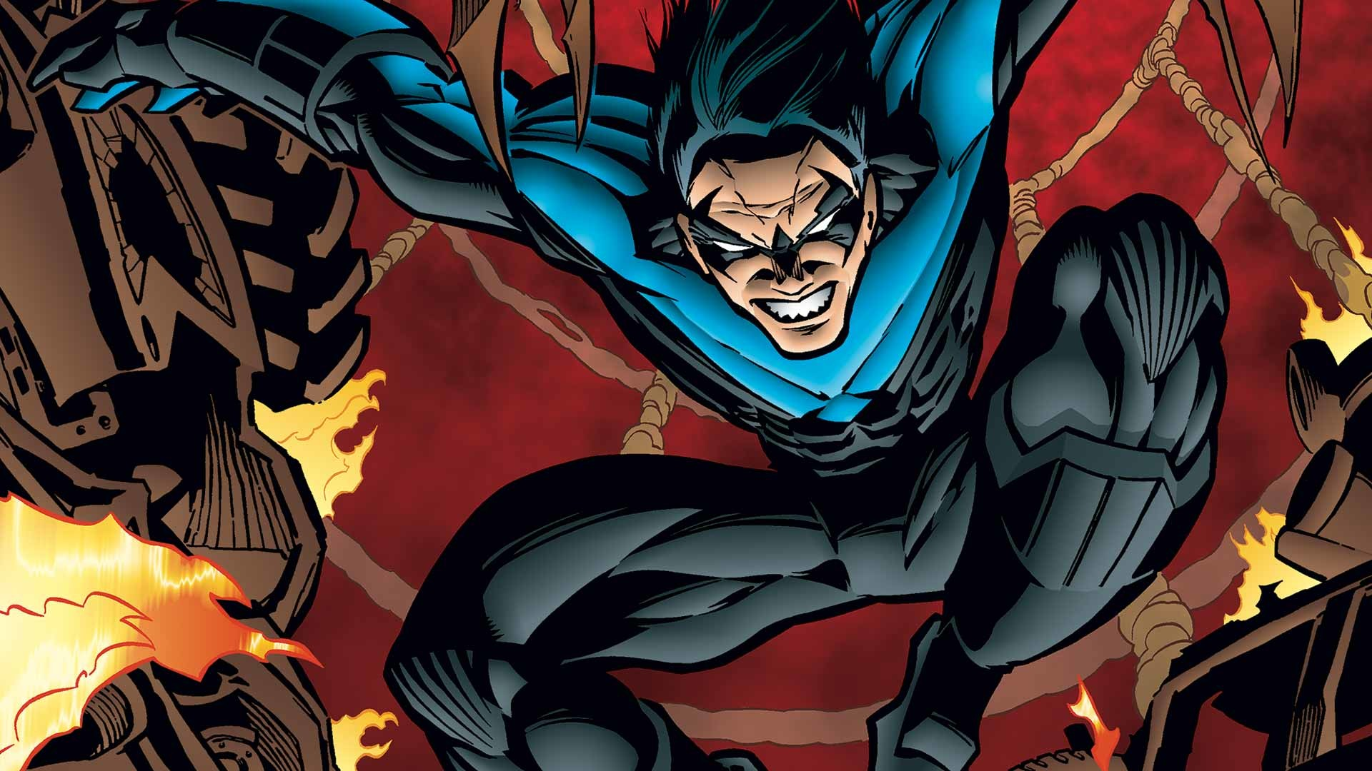 Nightwing HD Wallpaper 74 Images
