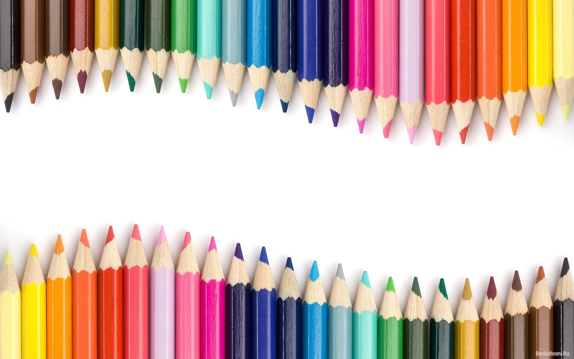 1920x1200 Colored Pencils Curves wallpapers and stock photos