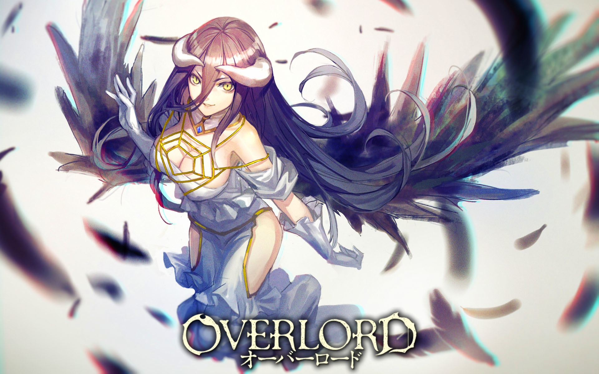 Albedo Overlord Wallpaper (75+ images)