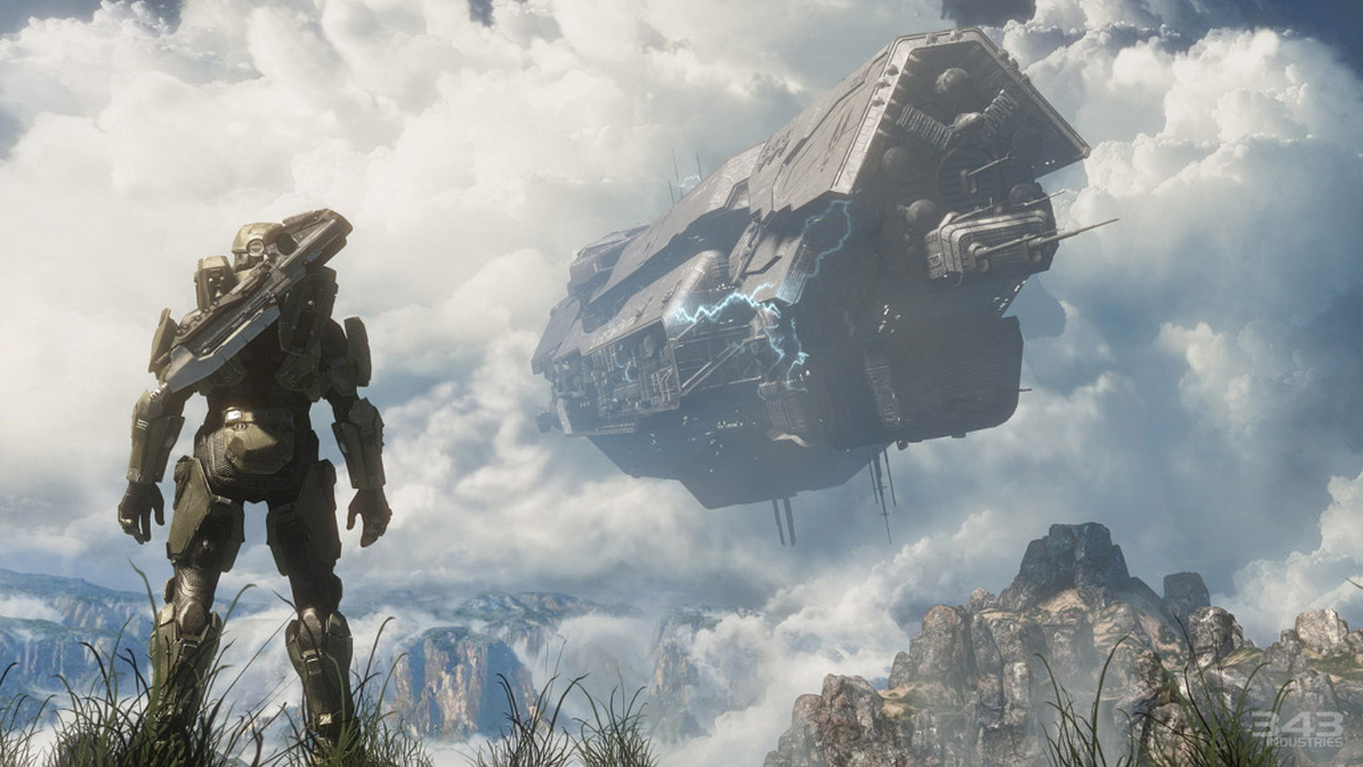 1920x1080 Epic Halo Reach Wallpapers