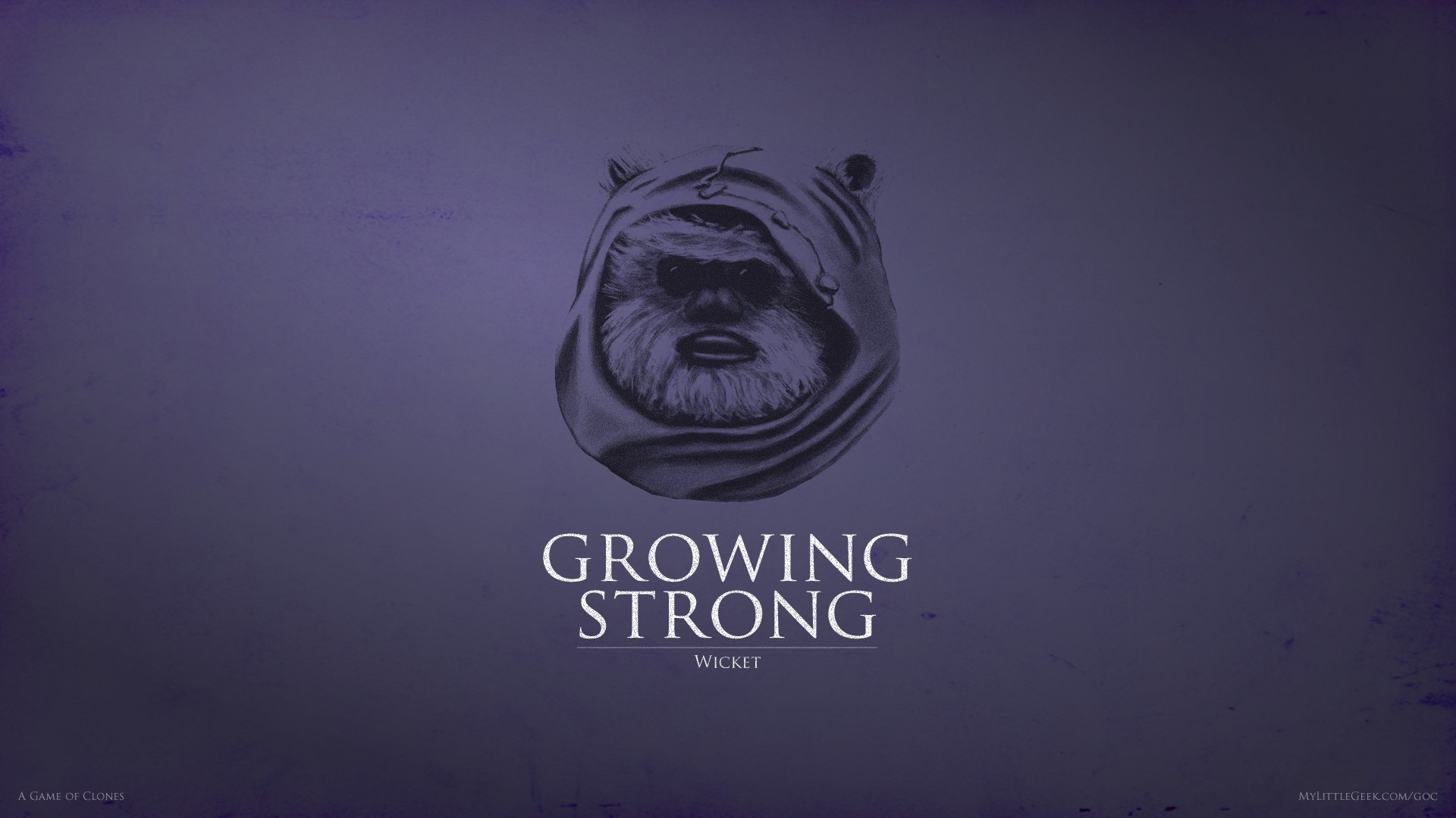 1920x1080 Hear Me Roar Chewbacca Wallpaper. Growing Strong: Wicket the Ewok