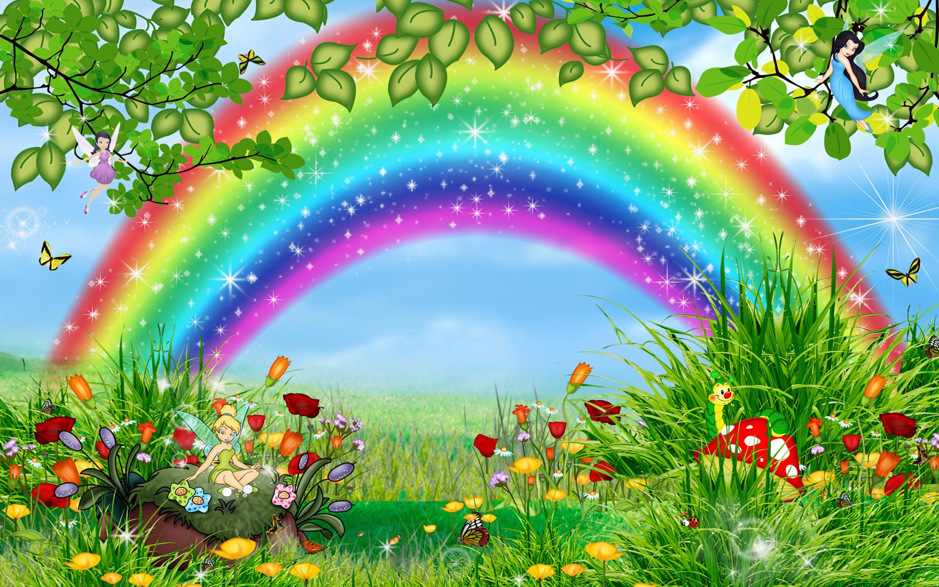 1920x1200 Rainbow Wallpapers For Desktop HD Wallpapers Pictures Images